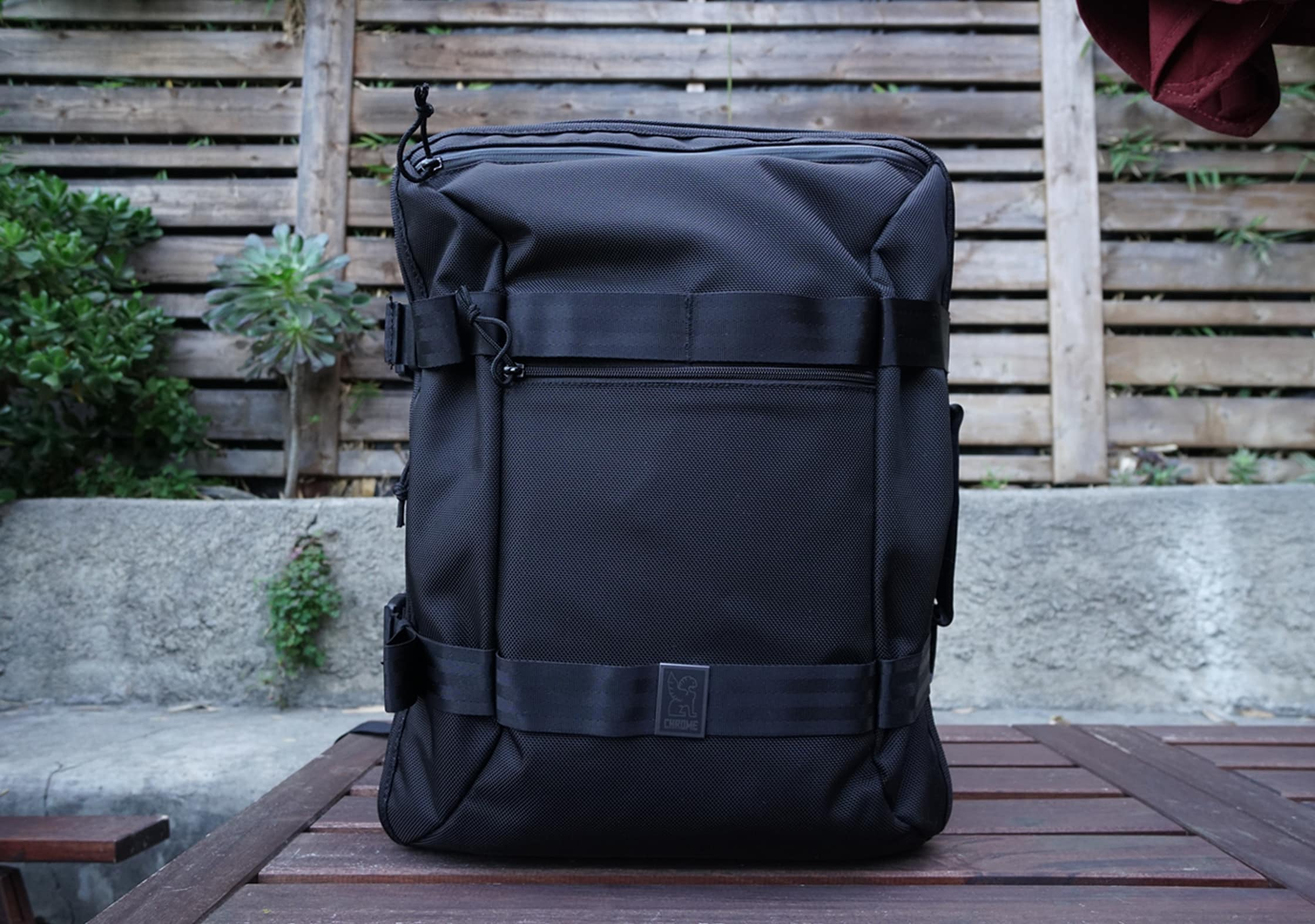 Chrome Macheto Travel Backpack