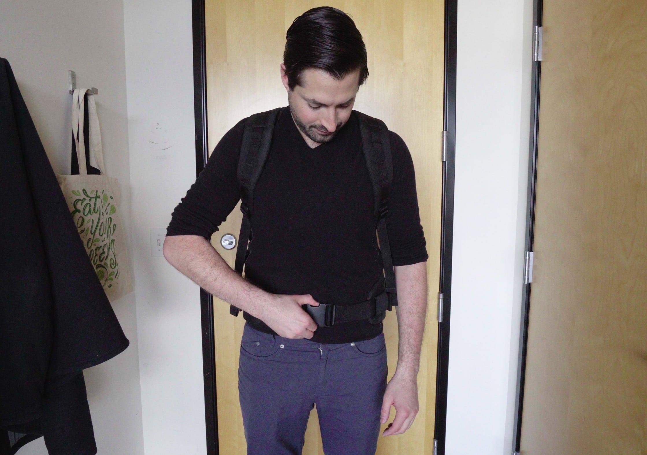 GORUCK GR3 Hip Belt