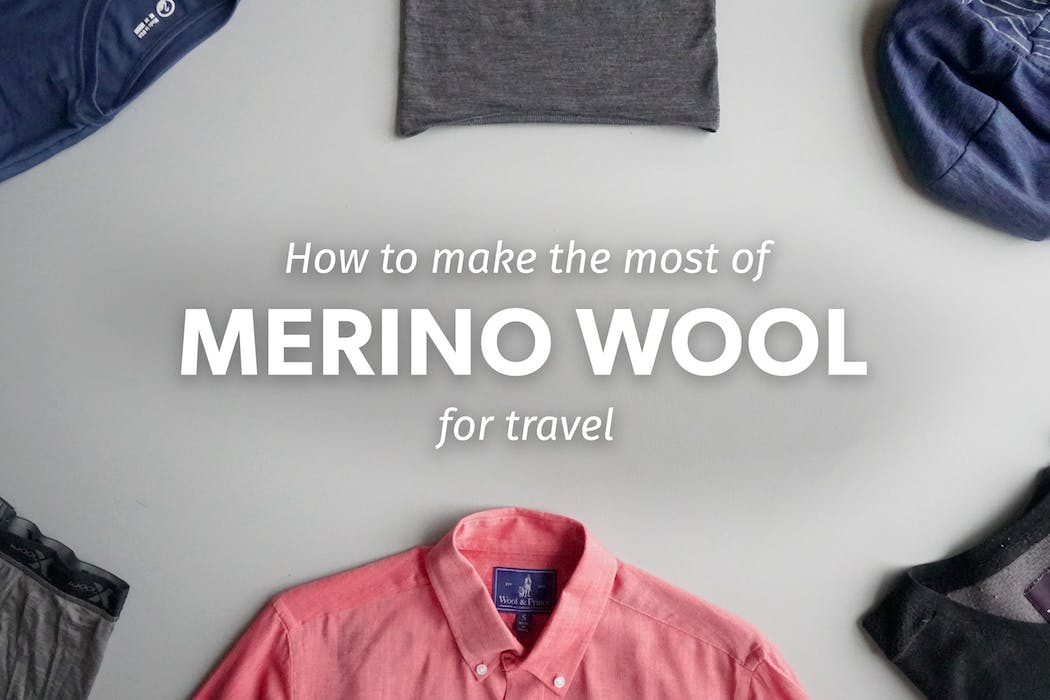 Pack Hacker Merino Wool For Travel Feature Image