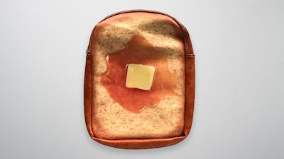 Skyseen Toast Backpack