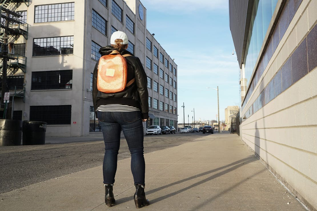Skyseen Toast Backpack
