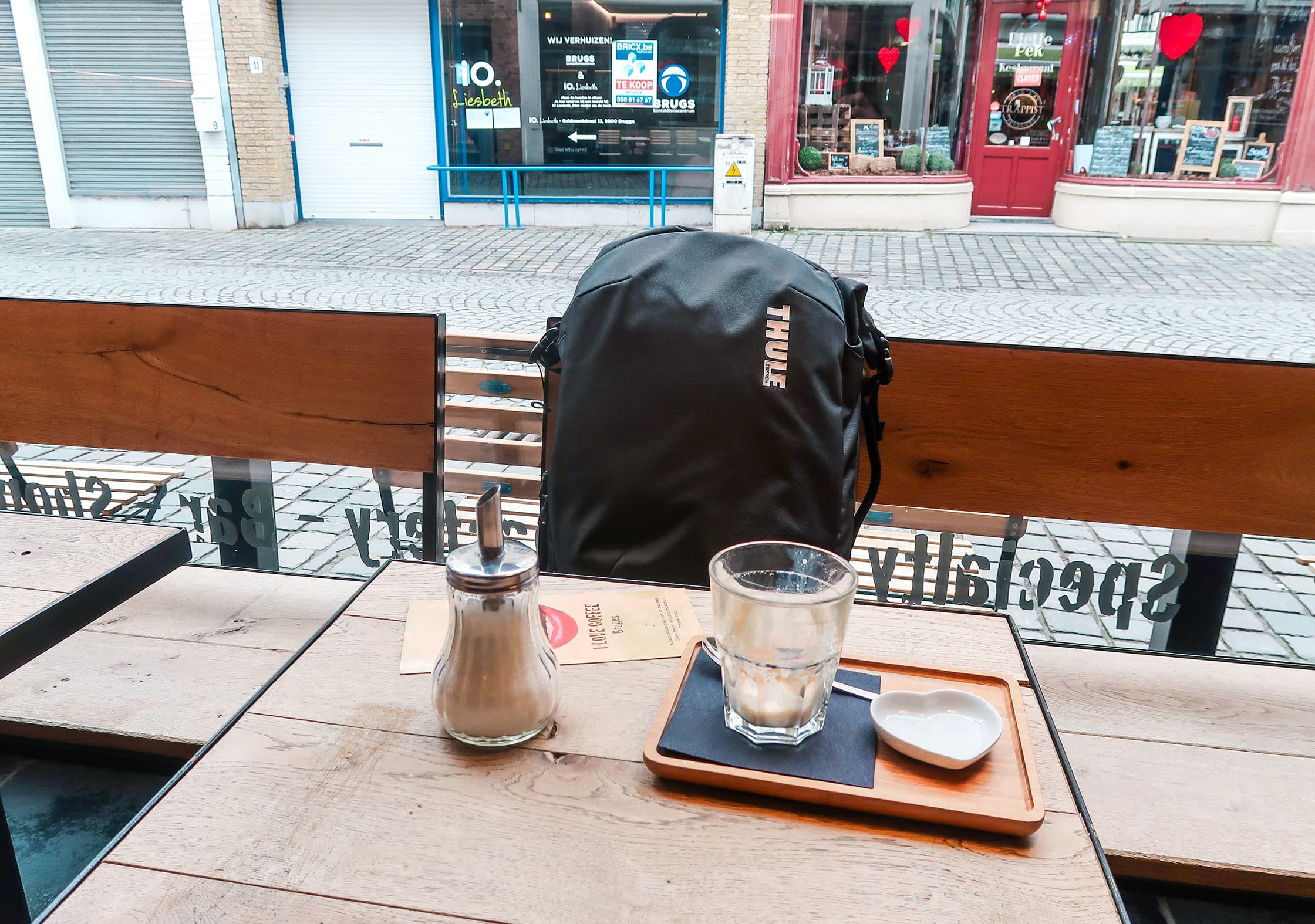 Thule Subterra Coffee Shop