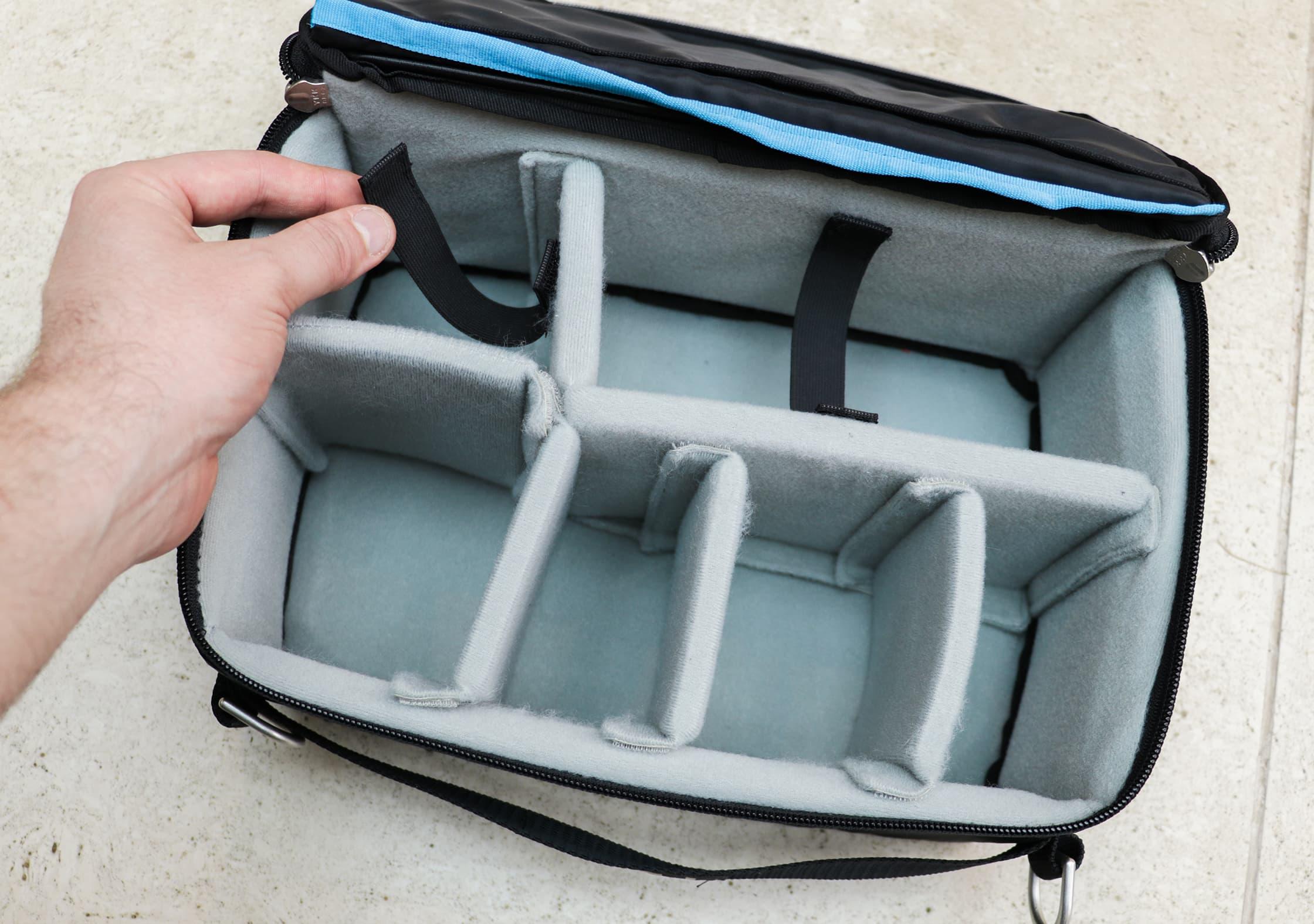 F-Stop ICU Velcro Straps