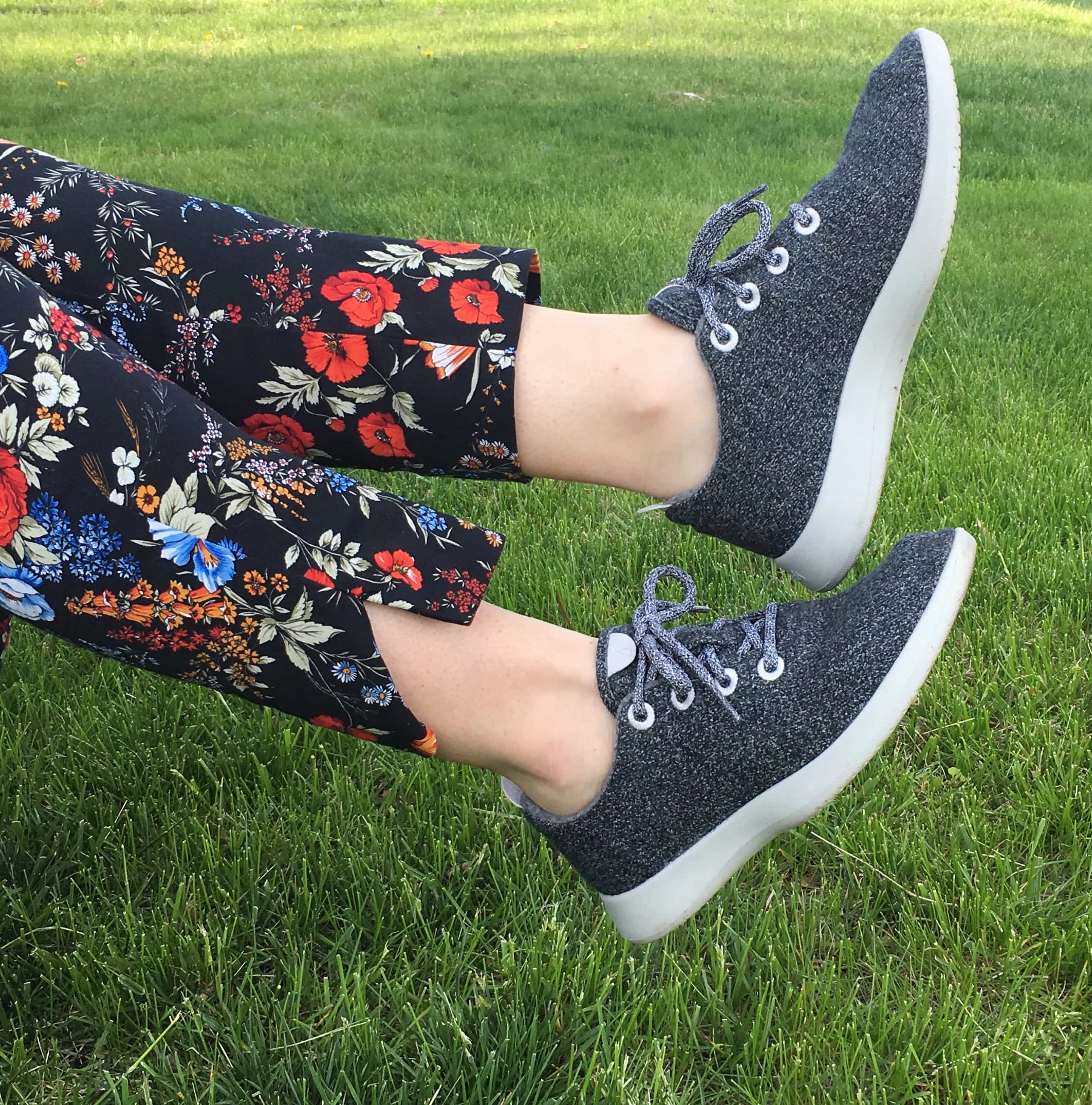Allbirds Wool Runners Out and About