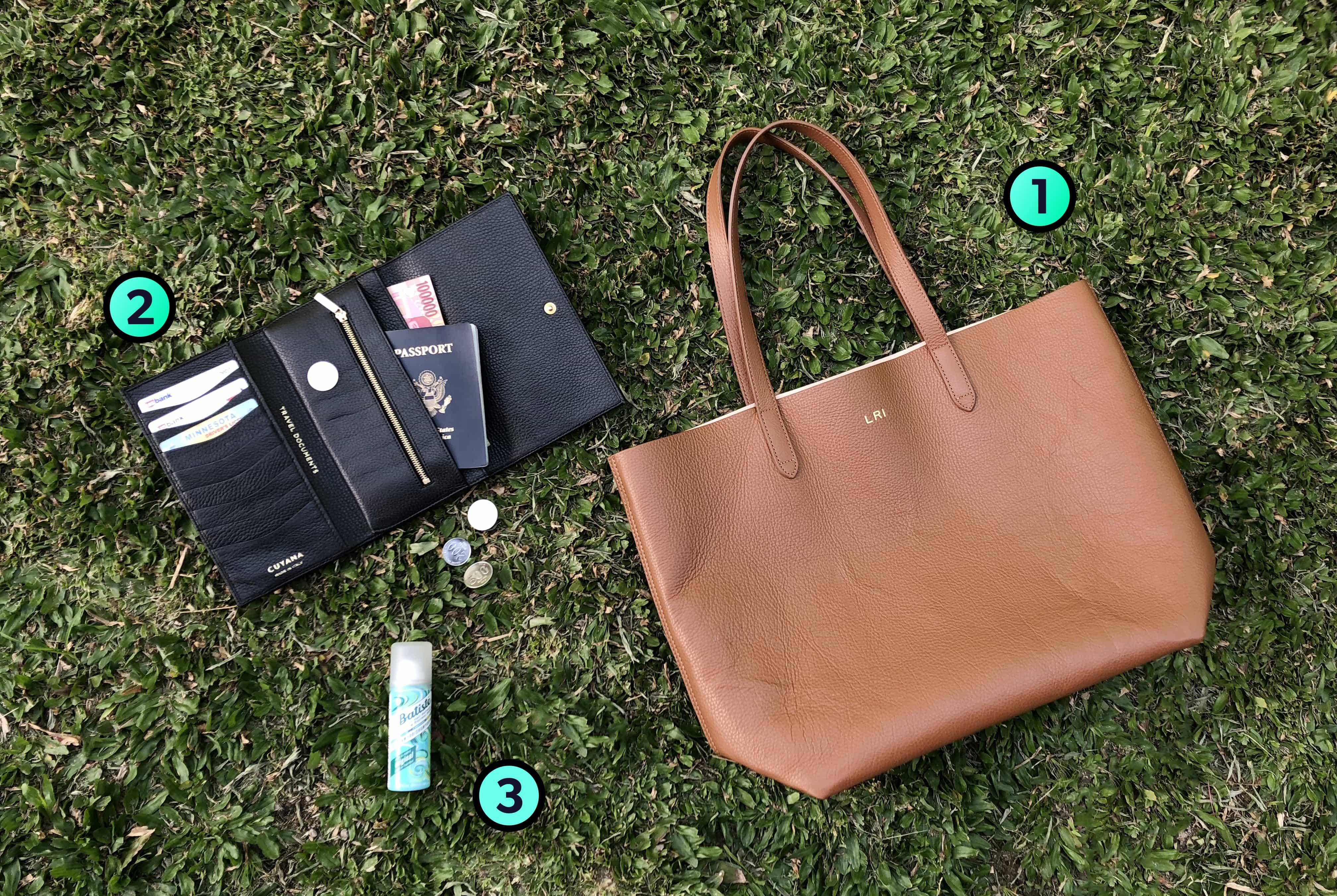 Laura Ivanova's Trusty Three Travel Items