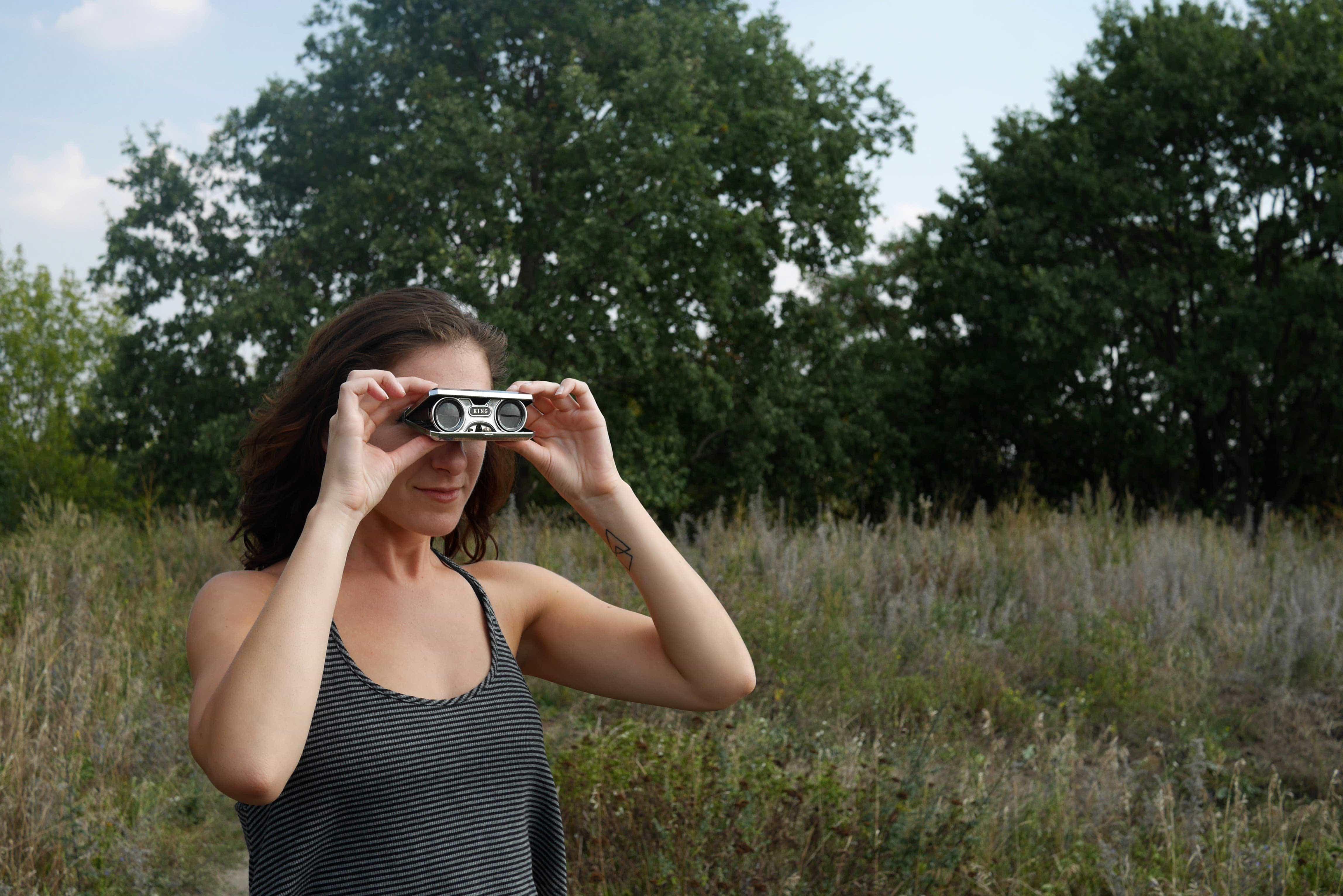 Rebecca Liebert's Vintage Binoculars