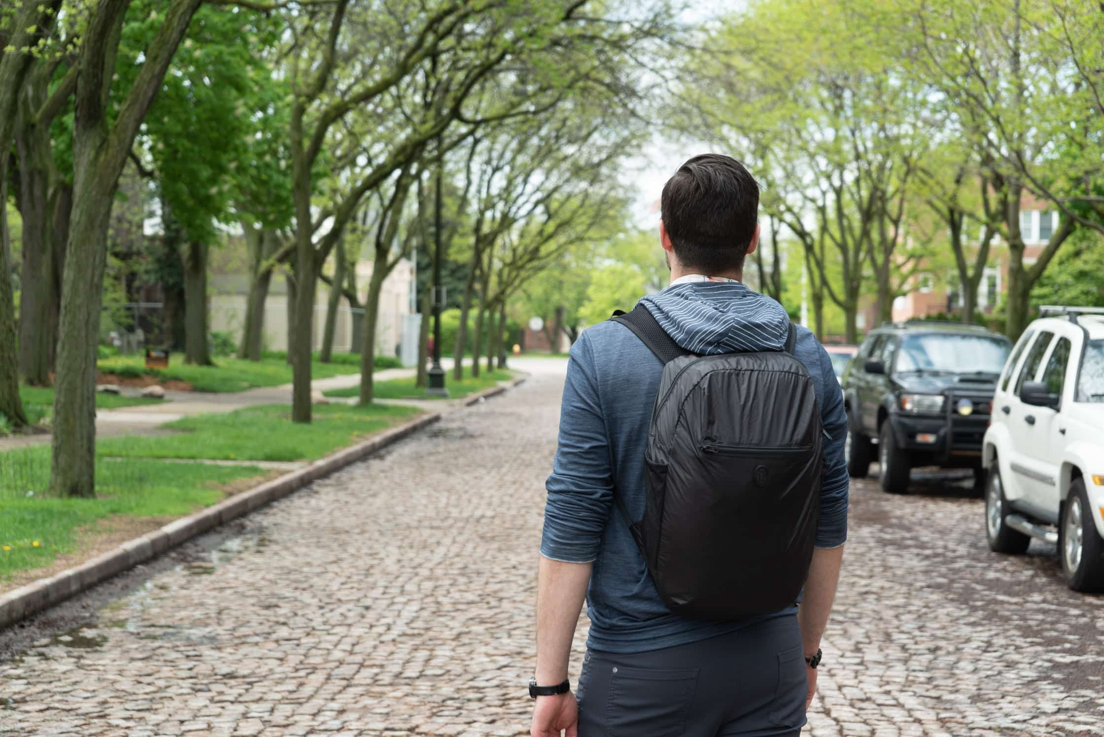 Tortuga Setout Packable Daypack In Use