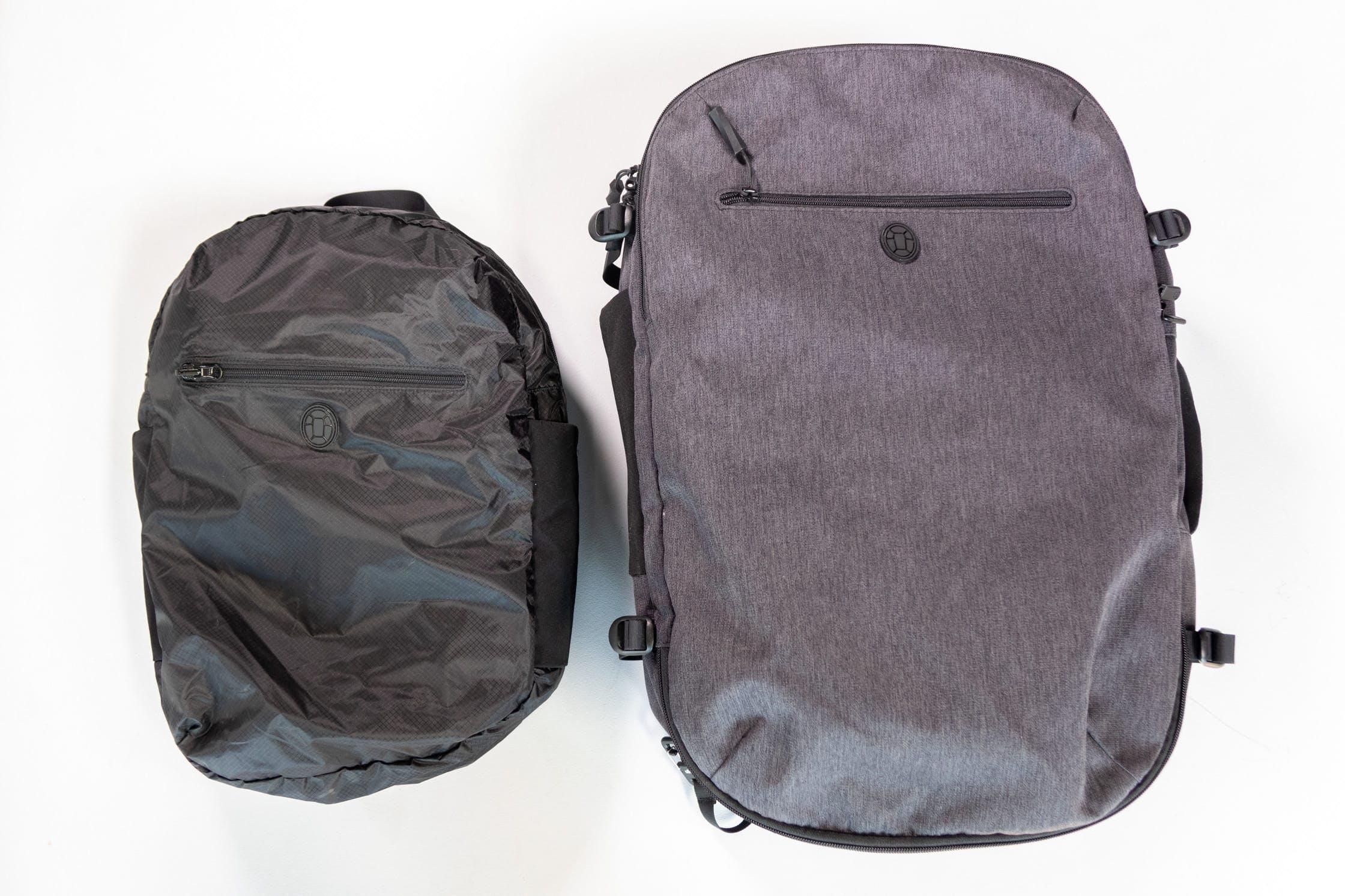 Tortuga Setout Packable Daypack / Setout Comparison