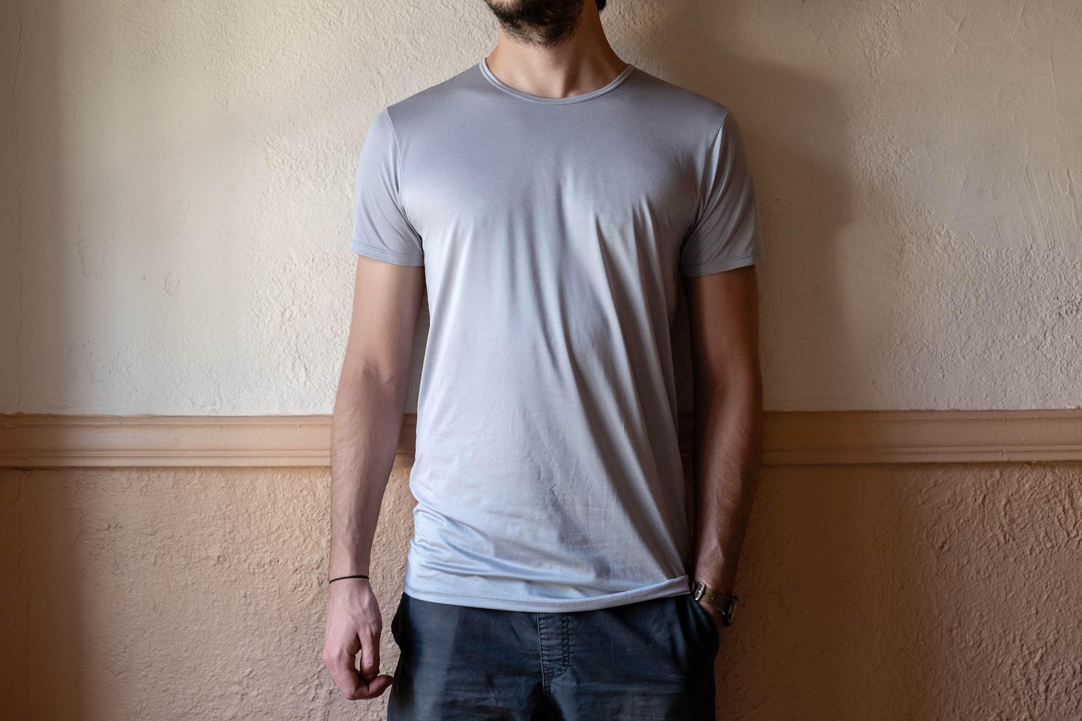 Uniqlo AIRism T-Shirt