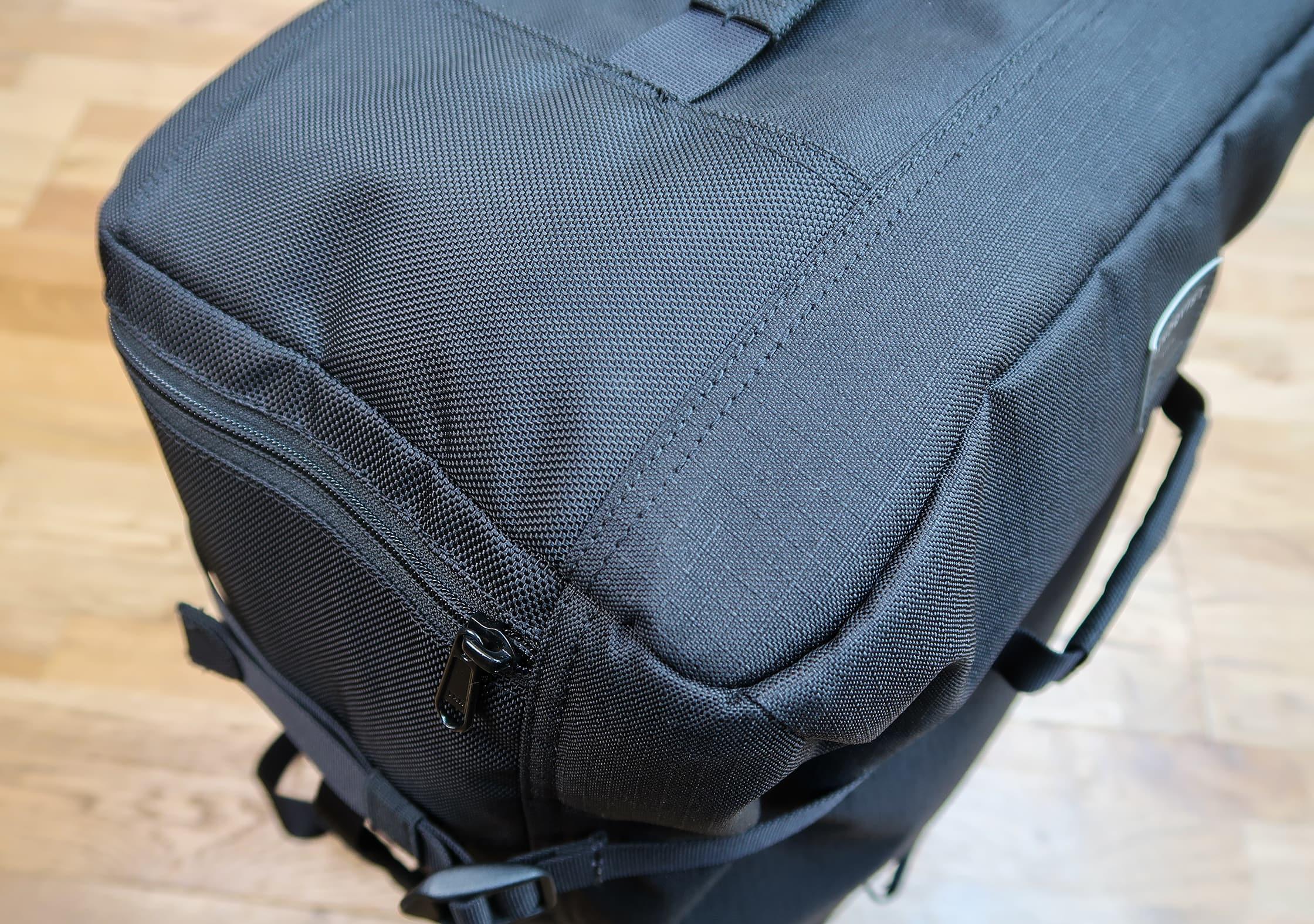 Ballistic Nylon and 1680D Cordura Fabric