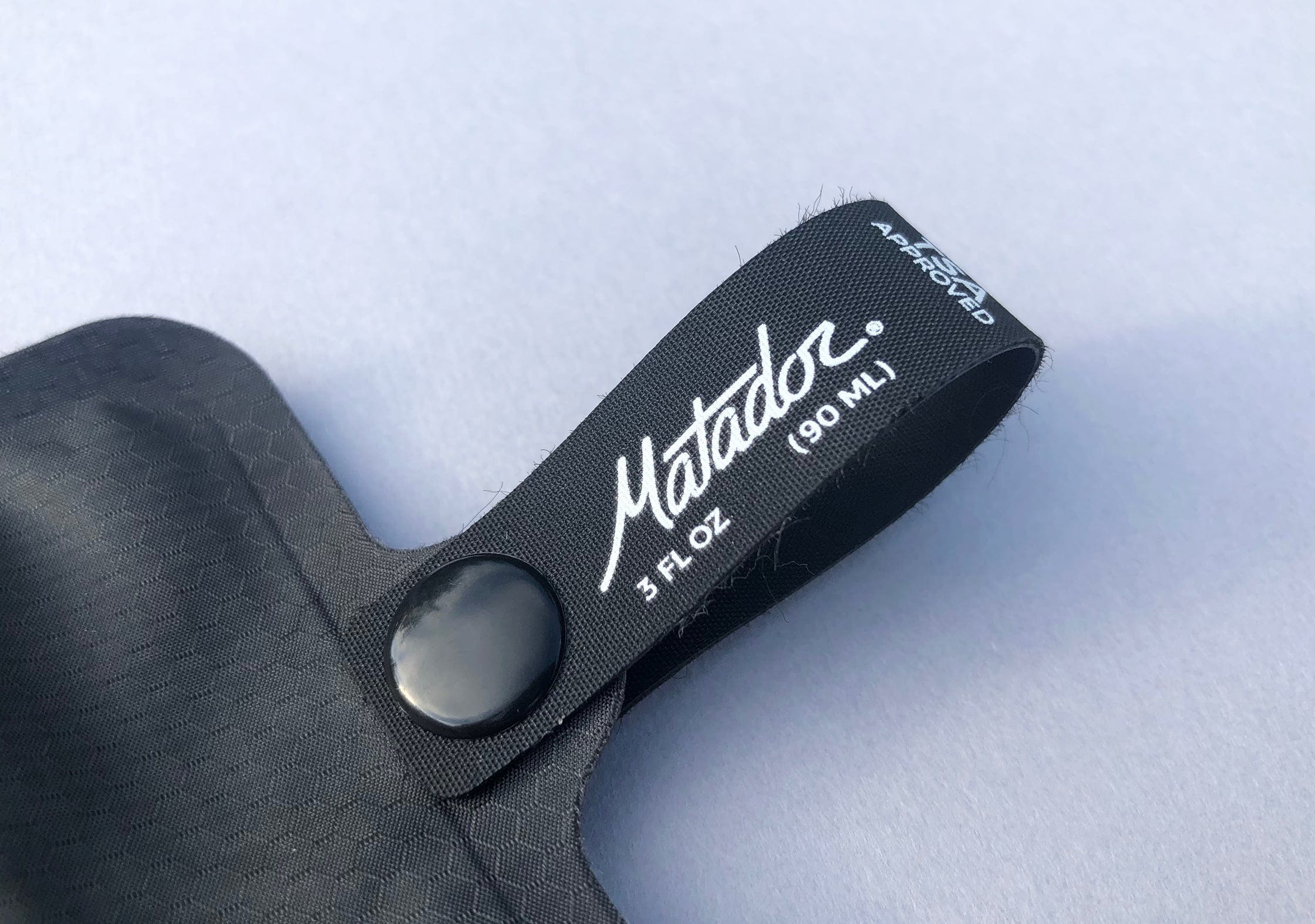 Matador FlatPak Toiletry Bottle Snap Loop