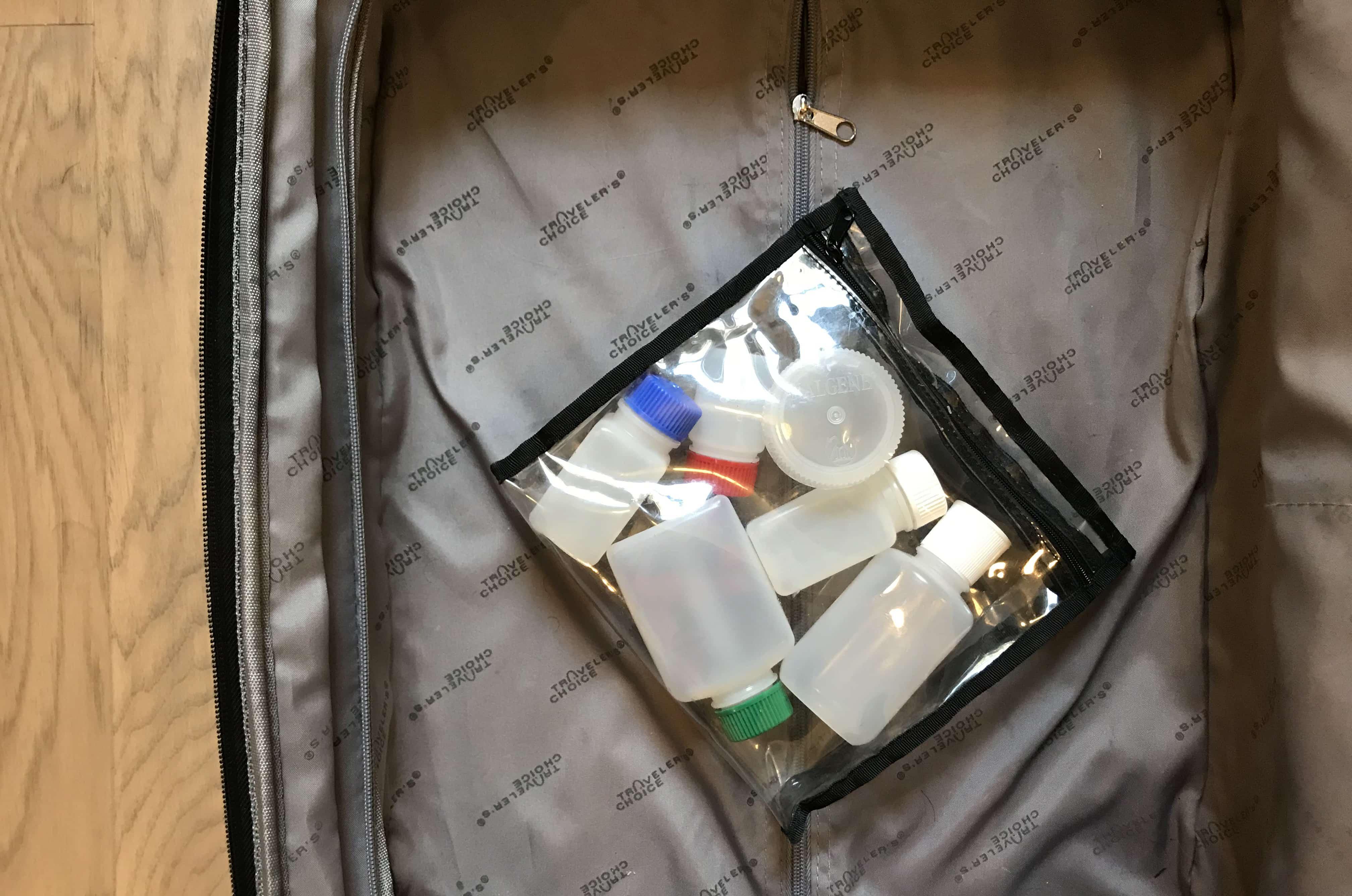 Nalgene Packed Bottles