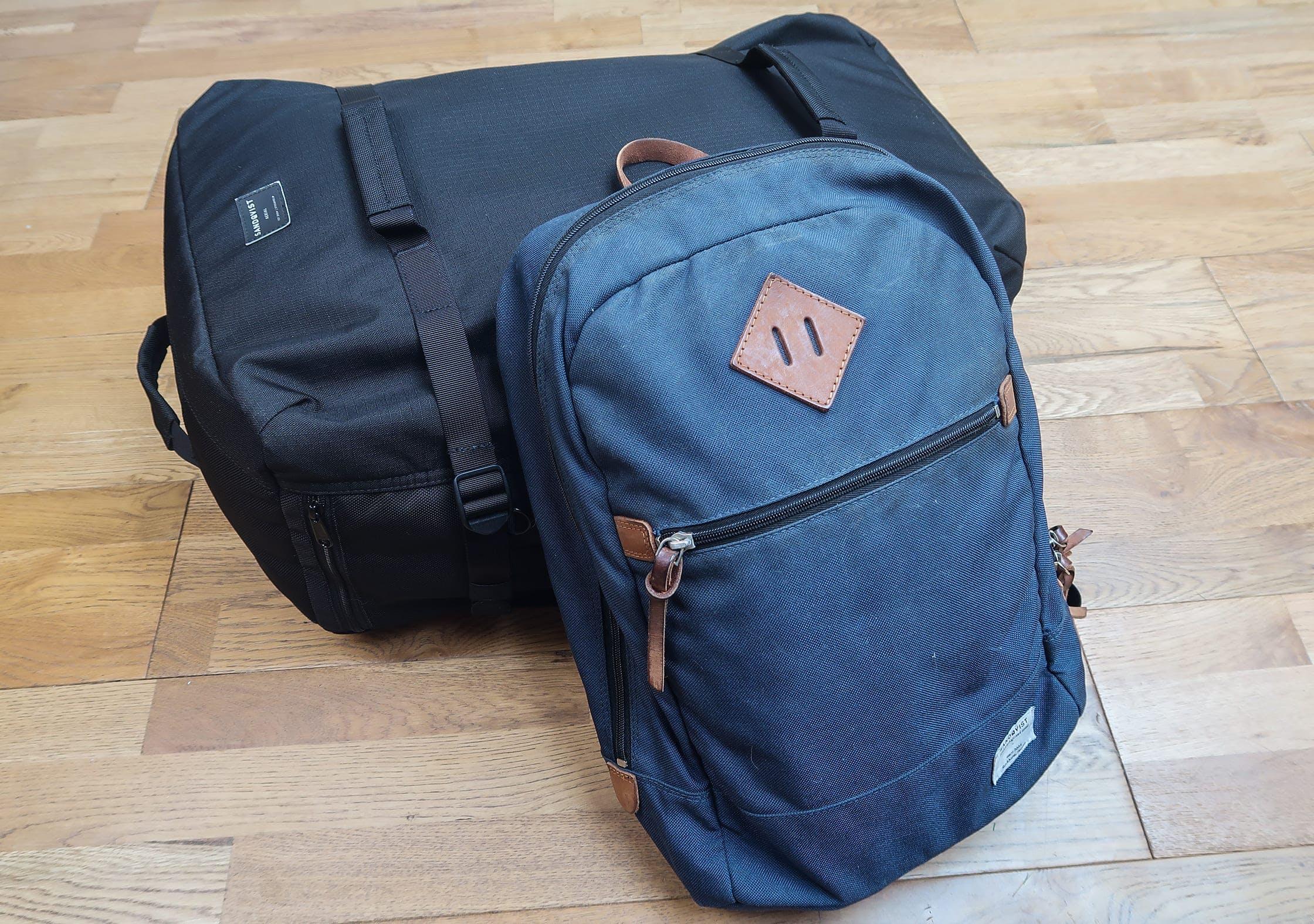 Sandqvist Zack and Uno Daypack