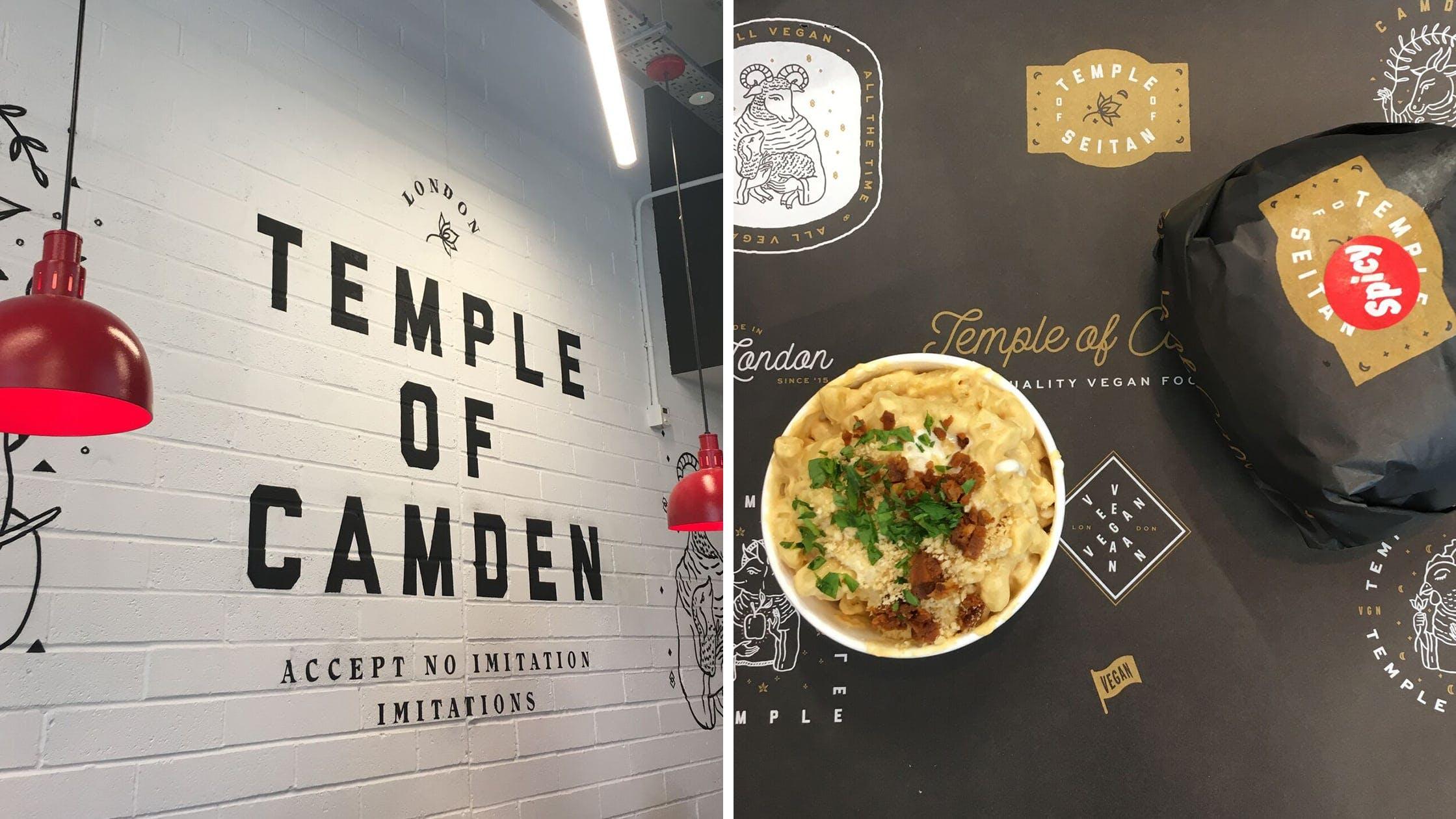 Temple of Camden, London, United Kindgom