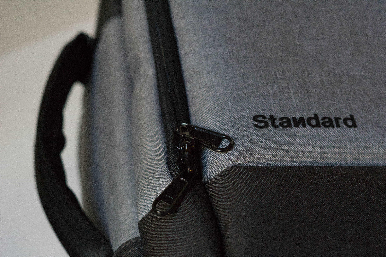 Daily Backpack Zipper Wear