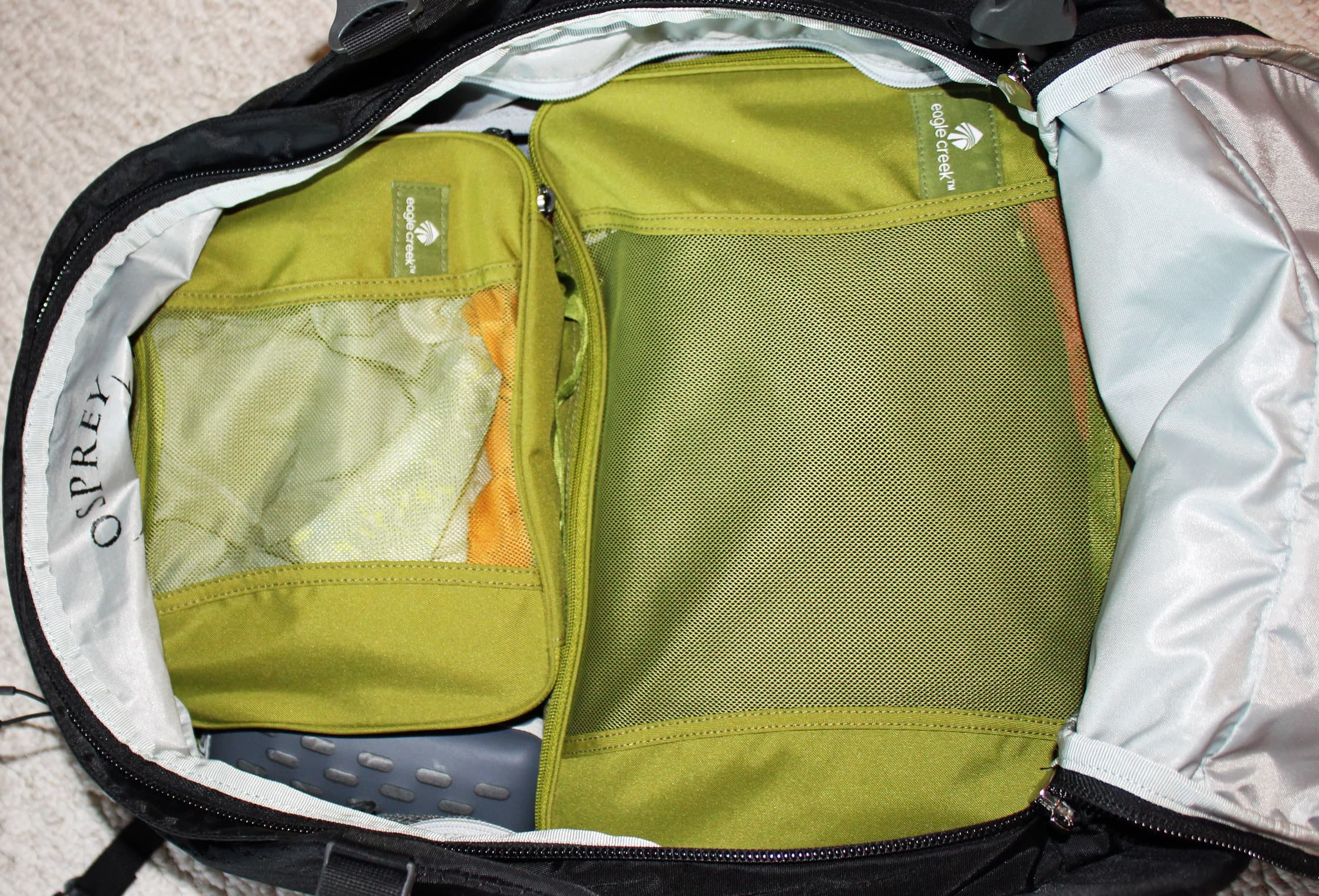 1244e5d4a6 Osprey Porter 46 Review Travel Pack