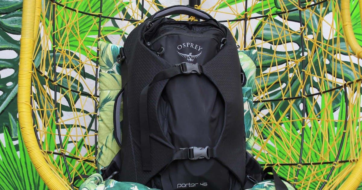 Osprey Porter 46 Review Travel Pack Pack Hacker
