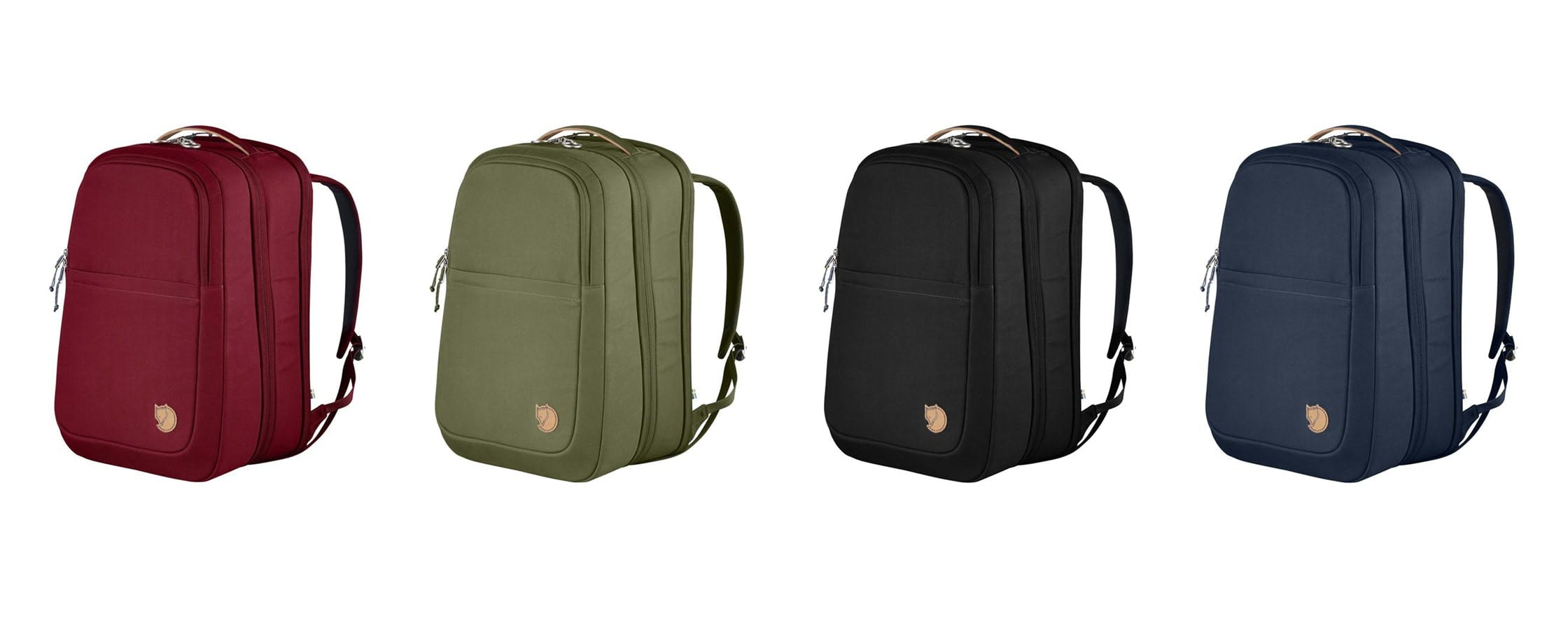 Fjallraven Travel Pack Different Color Options