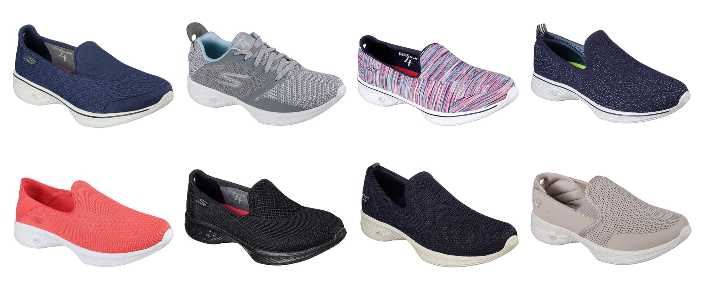 Different Versions Of The GOwalk 4