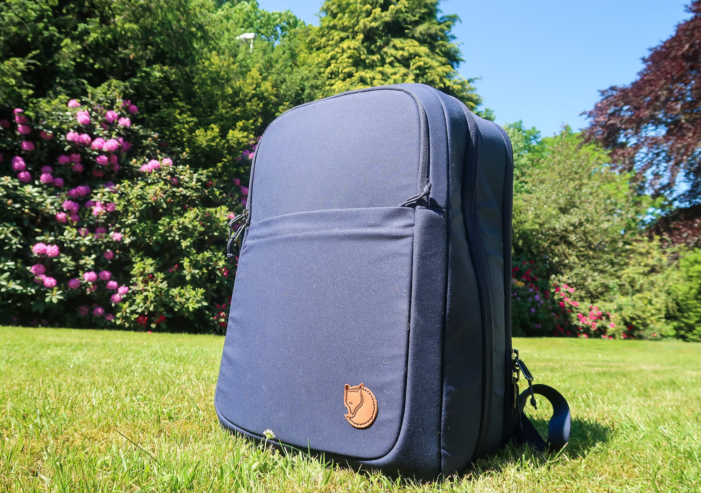 Fjallraven Travel Pack Branding