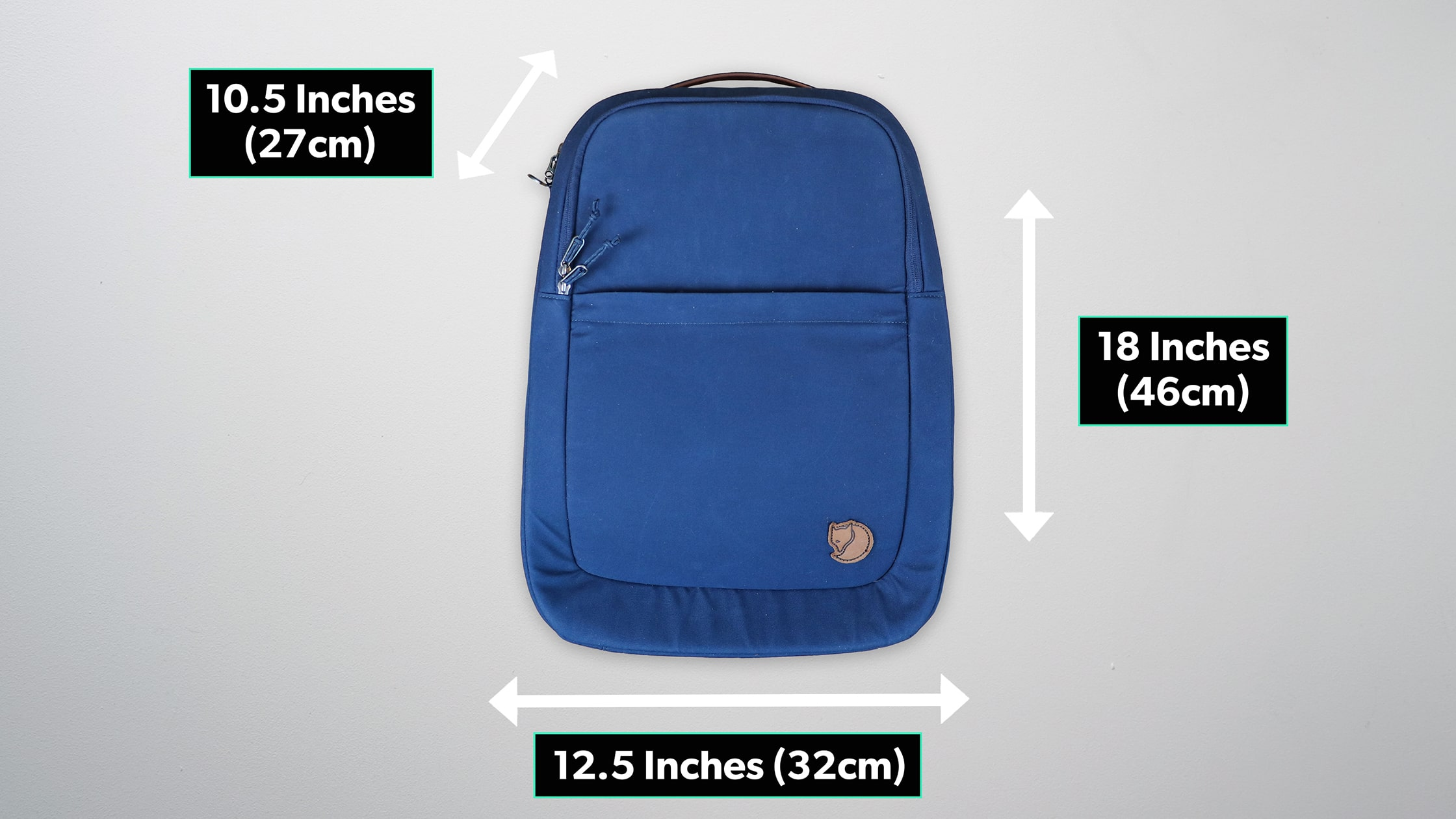Fjallraven Travel Pack Dimensions