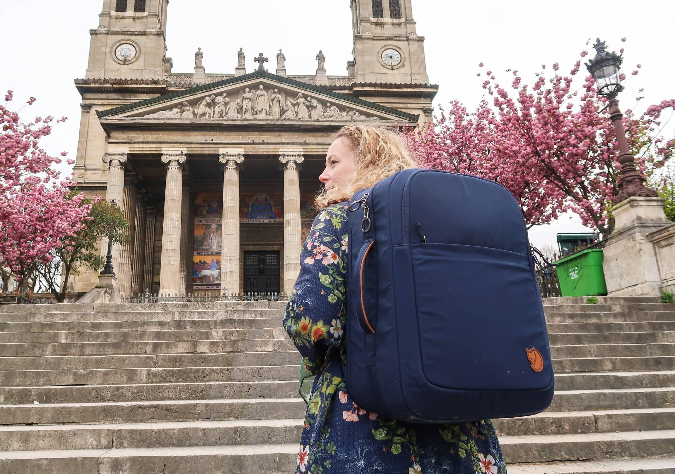 Fjallraven Travel Pack In France