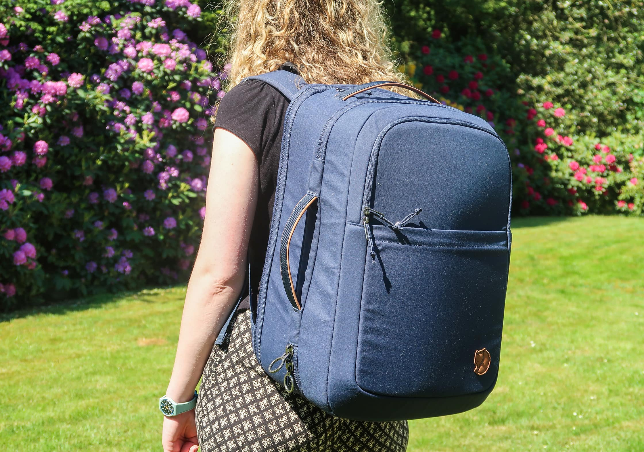 Fjallraven Travel Pack In Germany