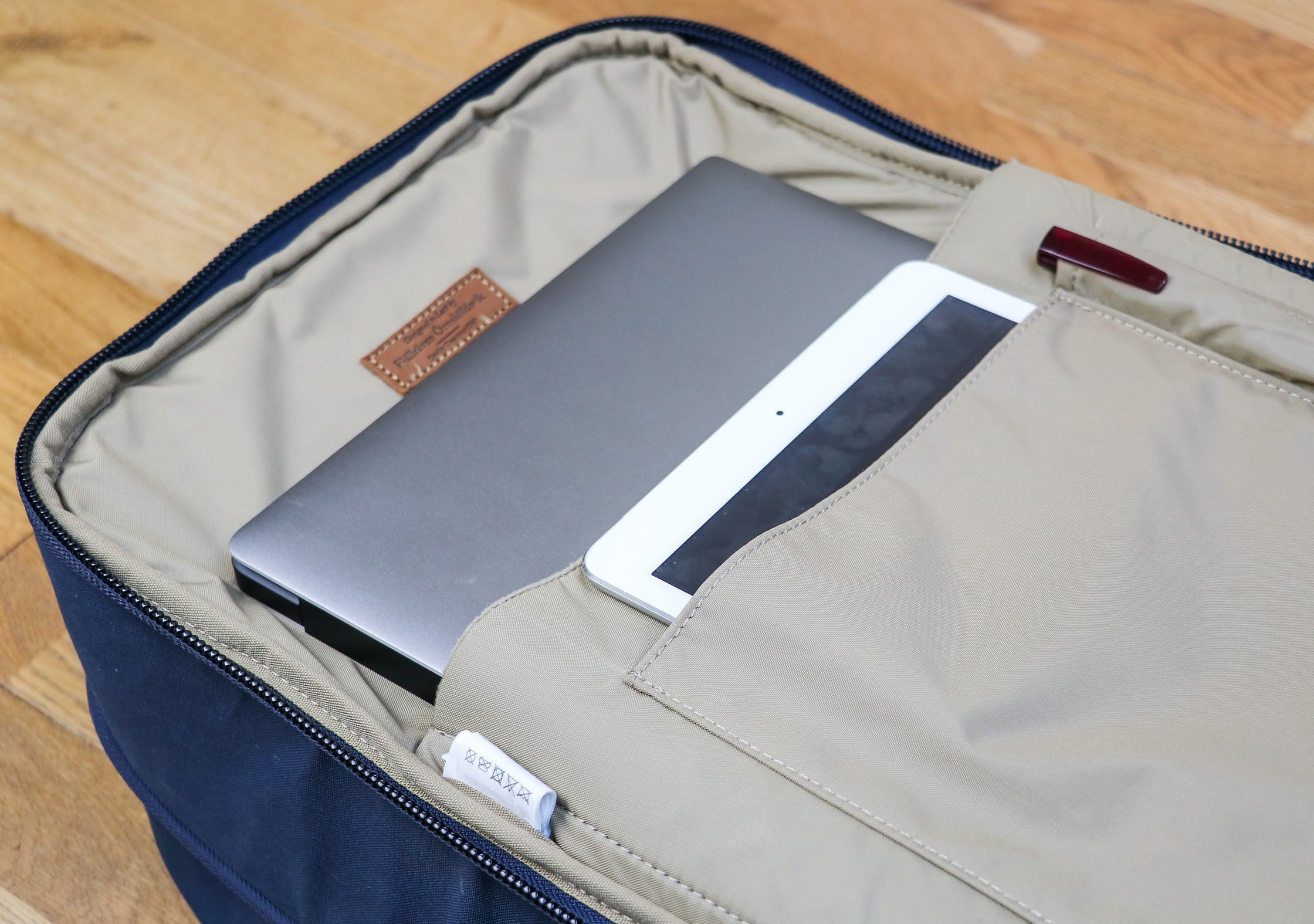 Fjallraven Travel Pack Laptop Compartment