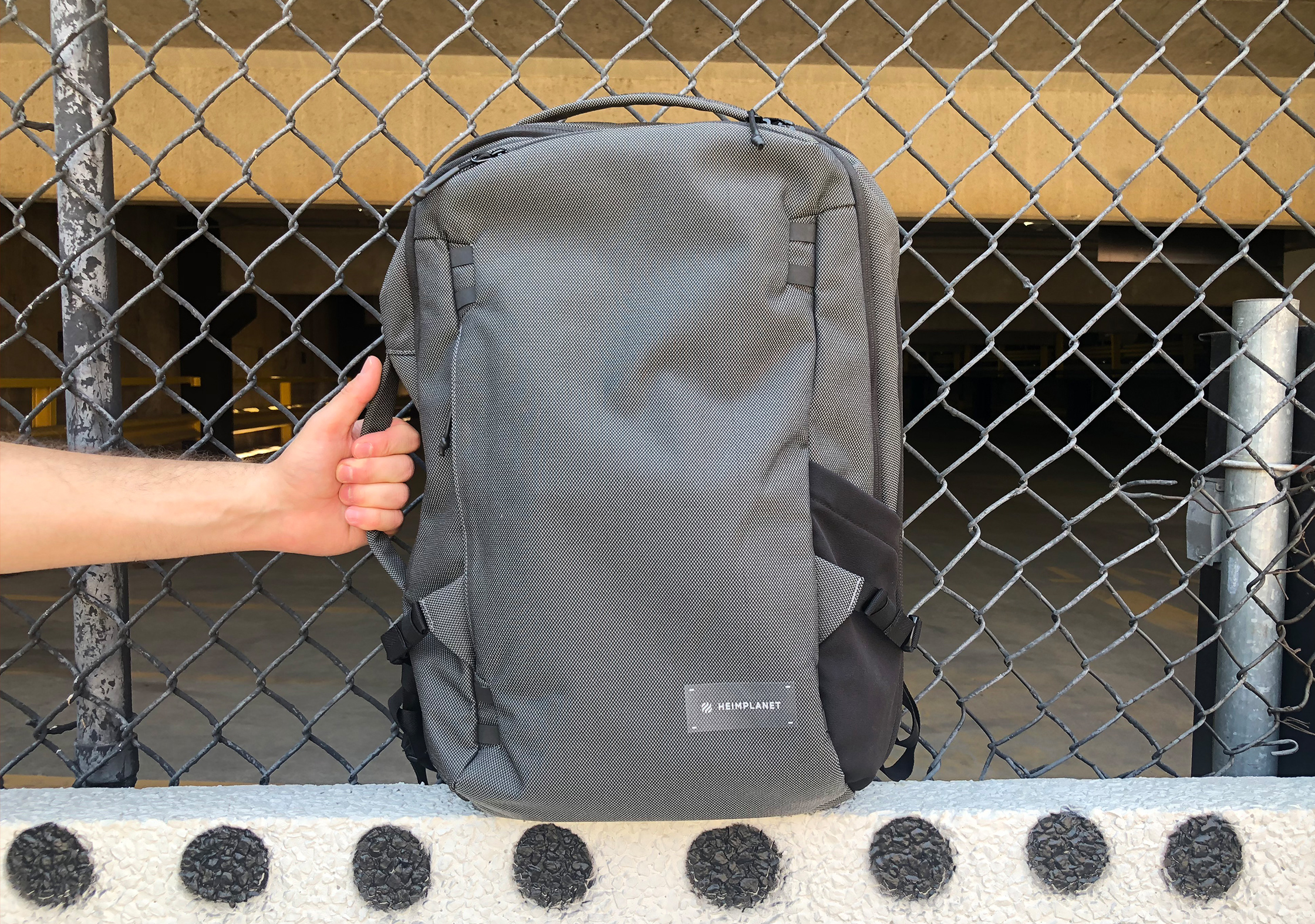 Heimplanet Transit Line Travel Pack Side Handle