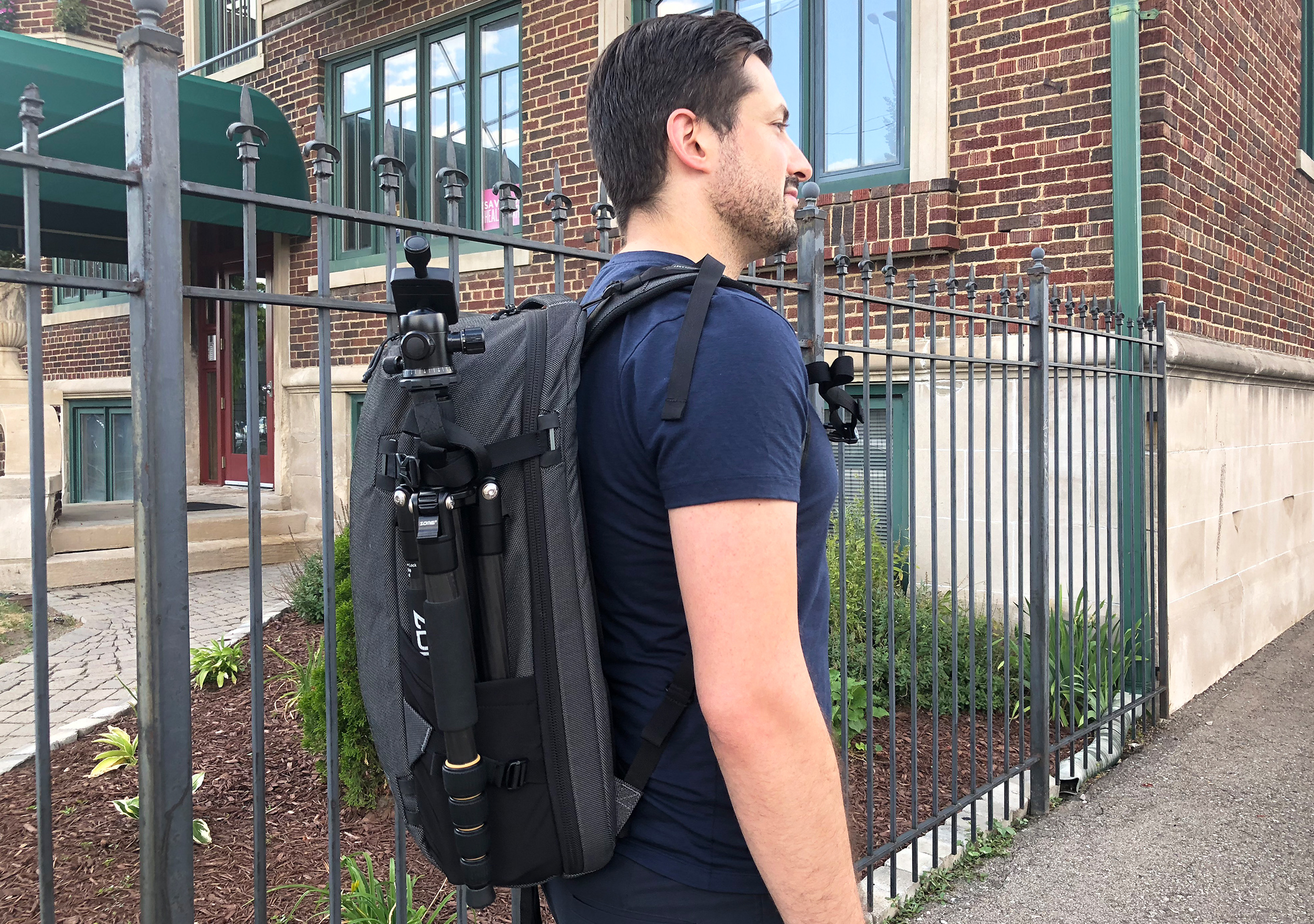 Heimplanet Transit Line Travel Pack Tripod In Pocket