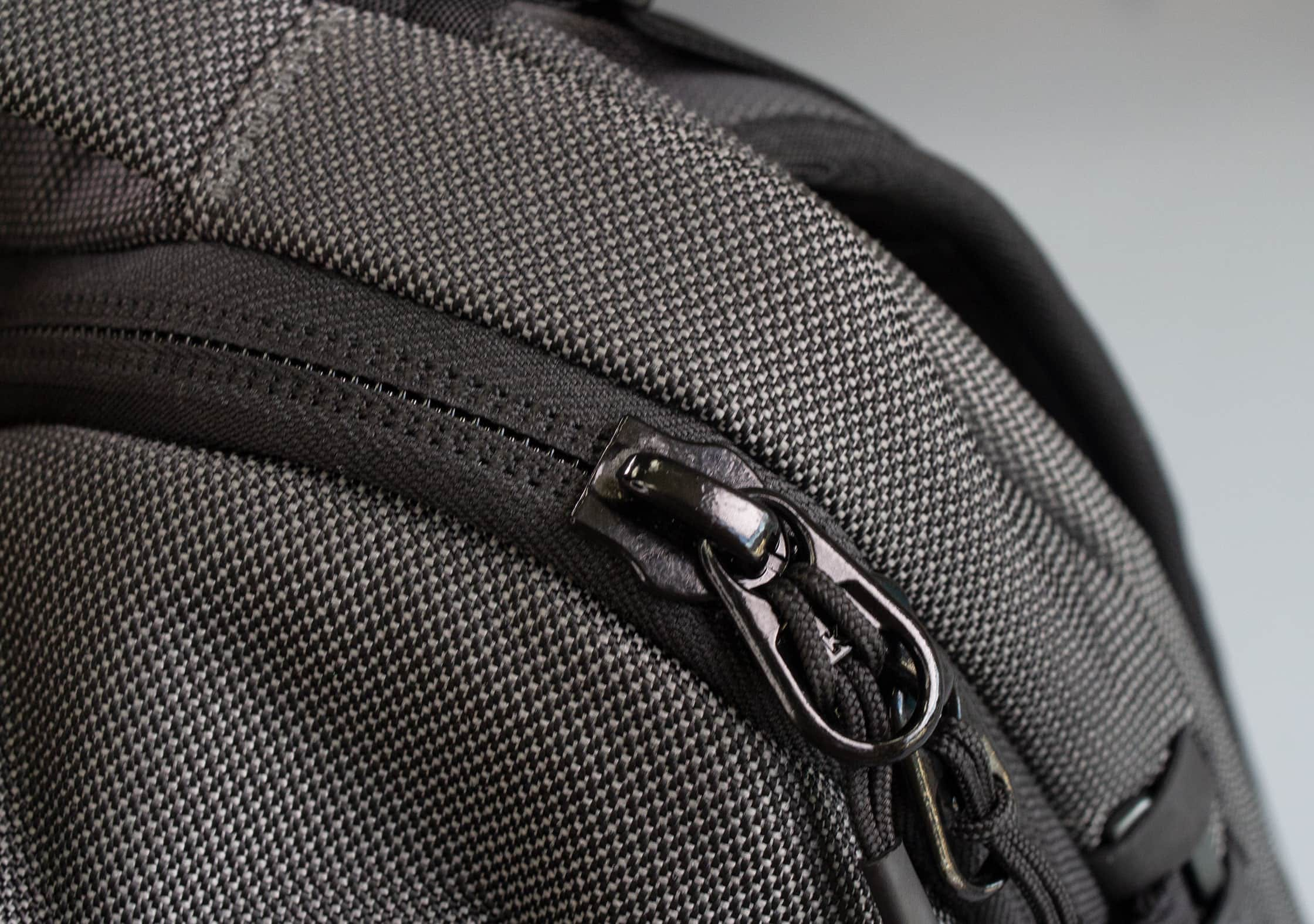Heimplanet Transit Line Travel Pack Water Resistant Zips