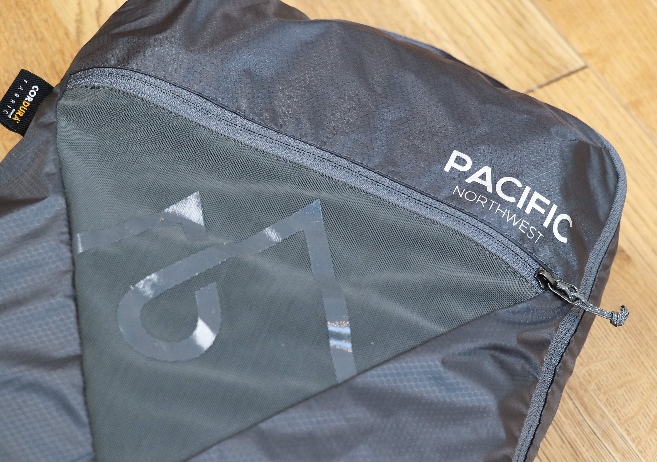 Logos & Branding On The Pacific Northwest Elfin Packing Cubes