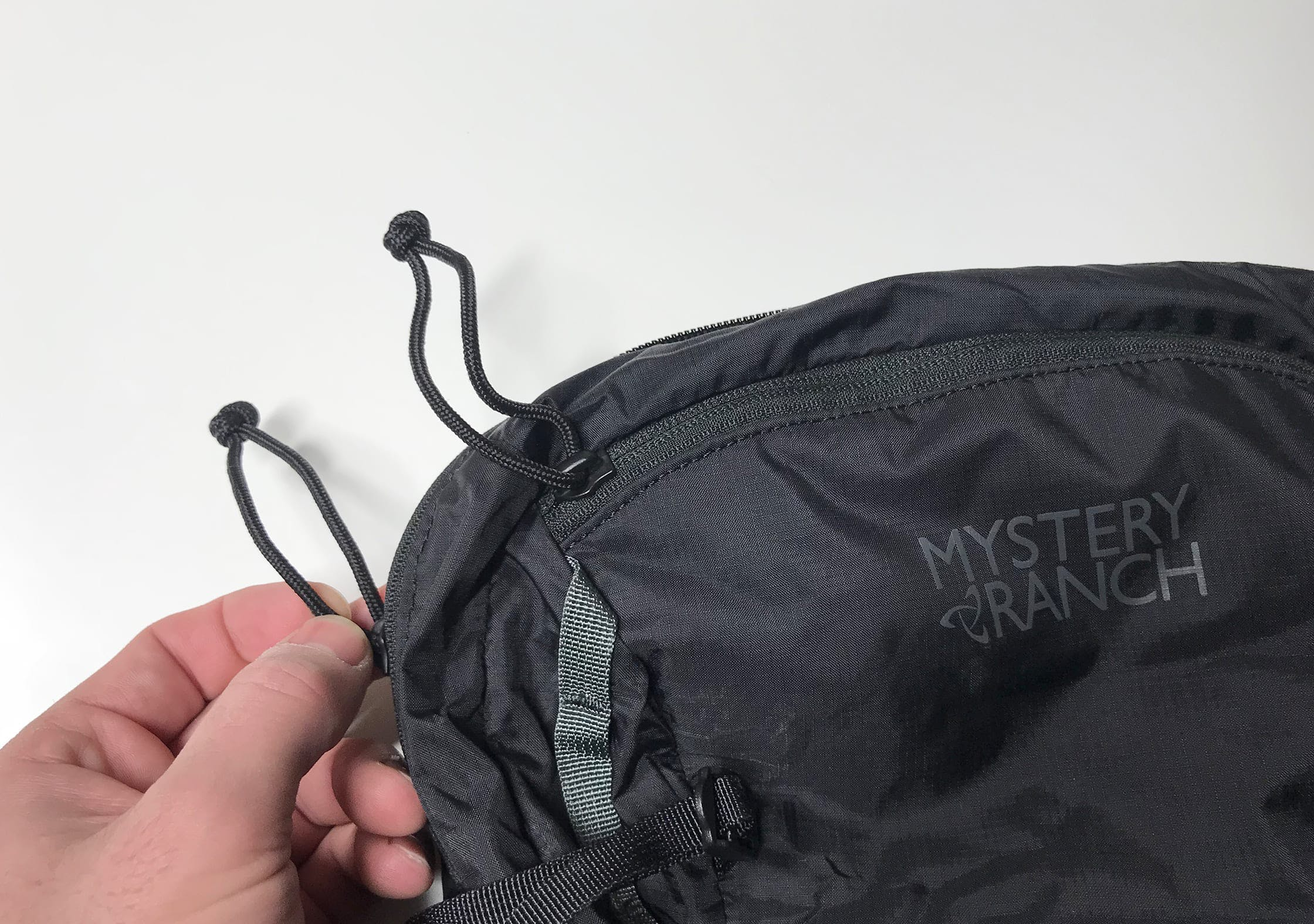 Mystery Ranch In and Out Packable Daypack Zipper Pulls