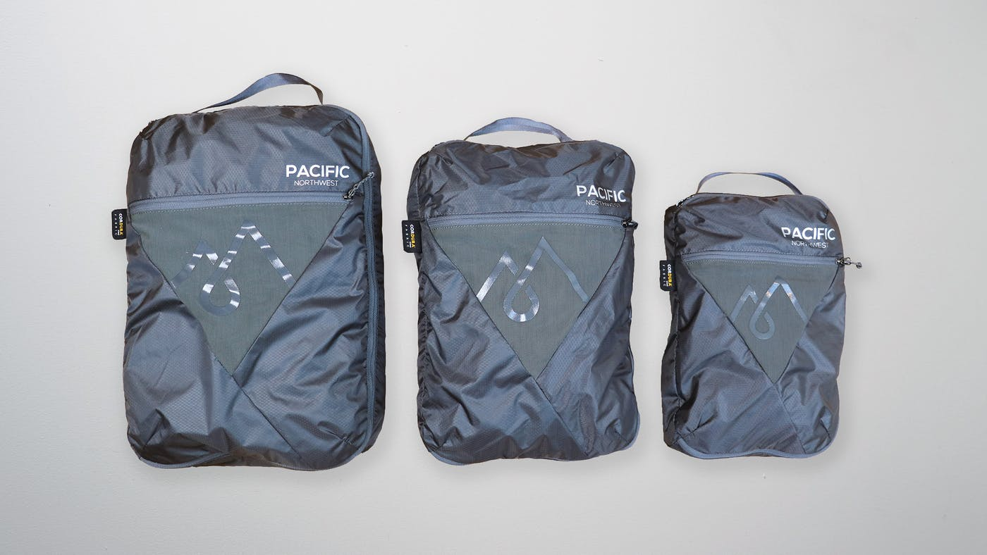 Pacific Northwest Elfin Packing Cubes Review