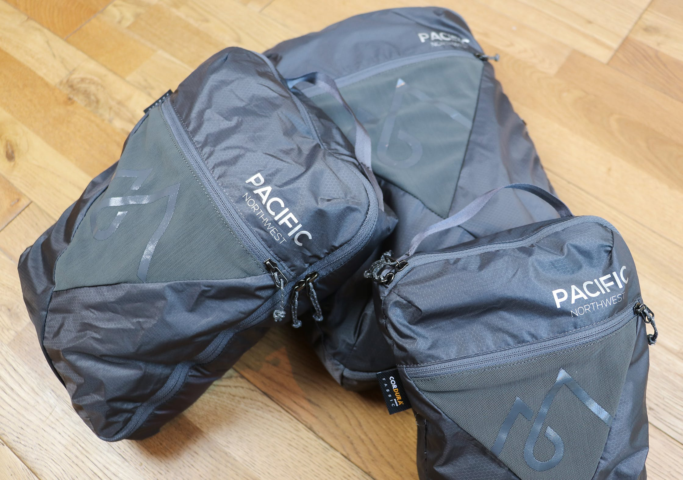 Pacific Northwest Elfin Packing Cubes Set