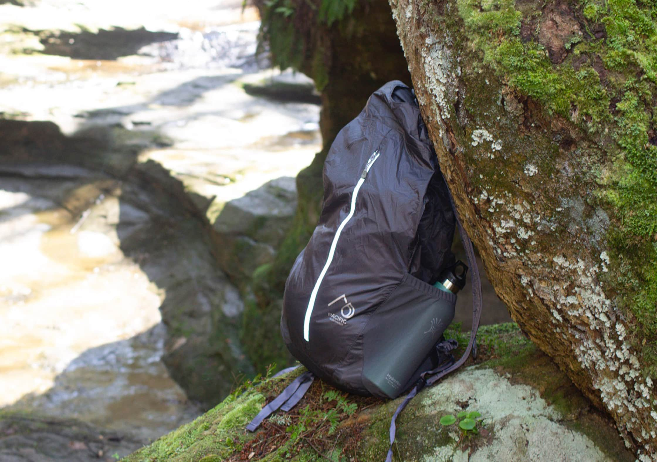 Arkadia Sea To Sky Packable Daypack at Hocking Hills State Park, Ohio