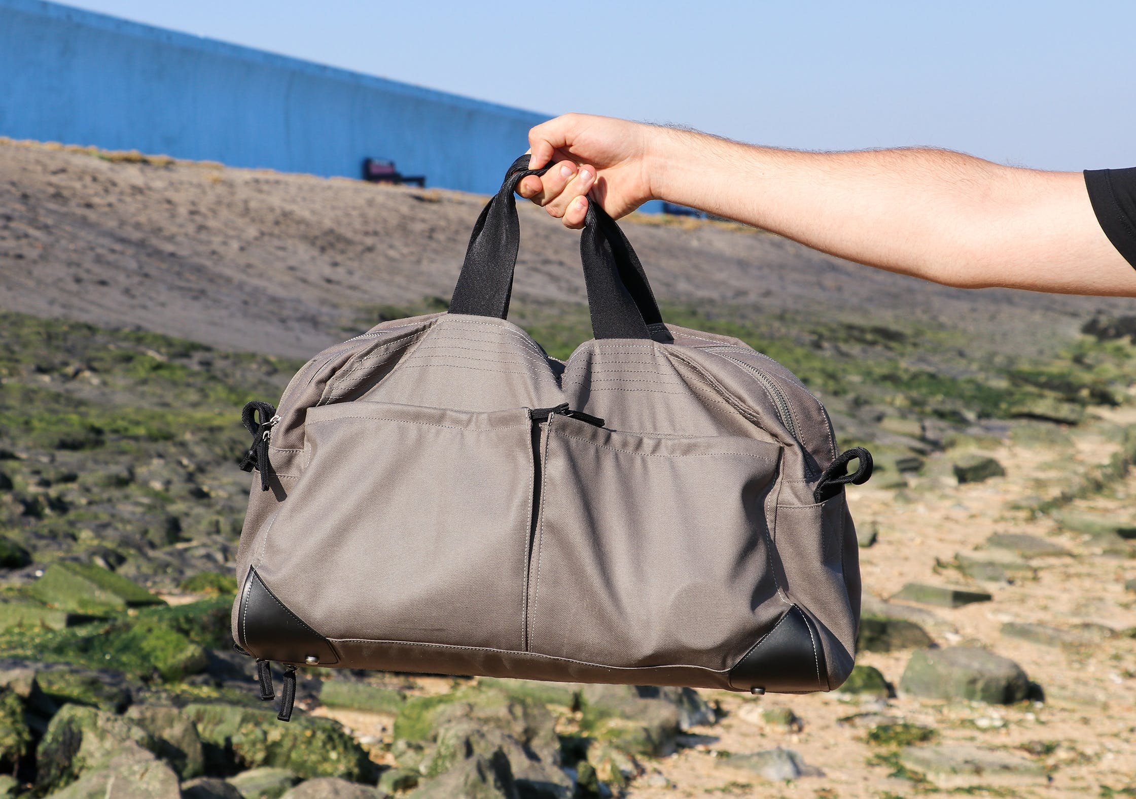 Pakt One 35L Duffel Travel Bag Review  874b318e1e190