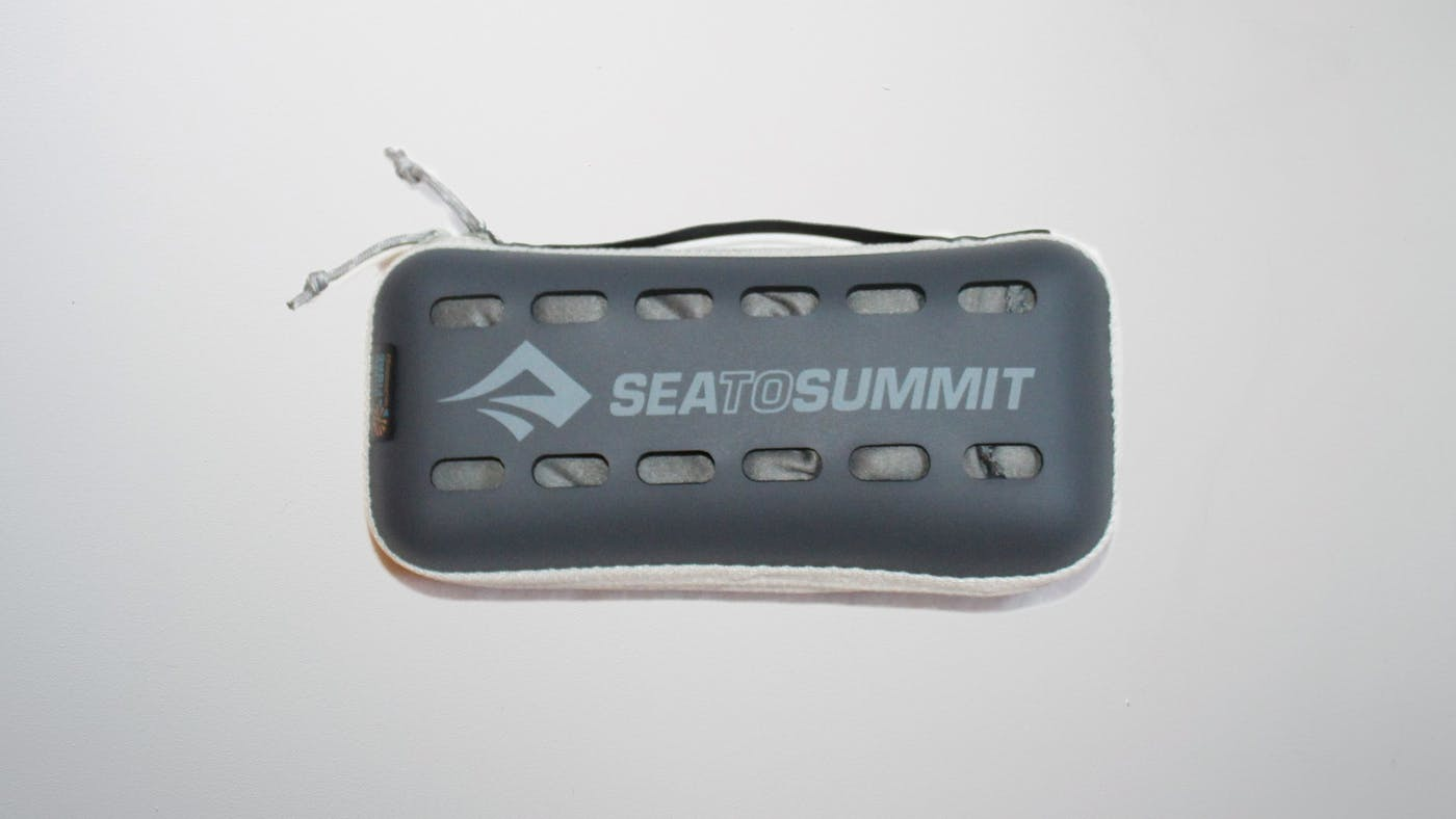 Sea to Summit Pocket Towel Review