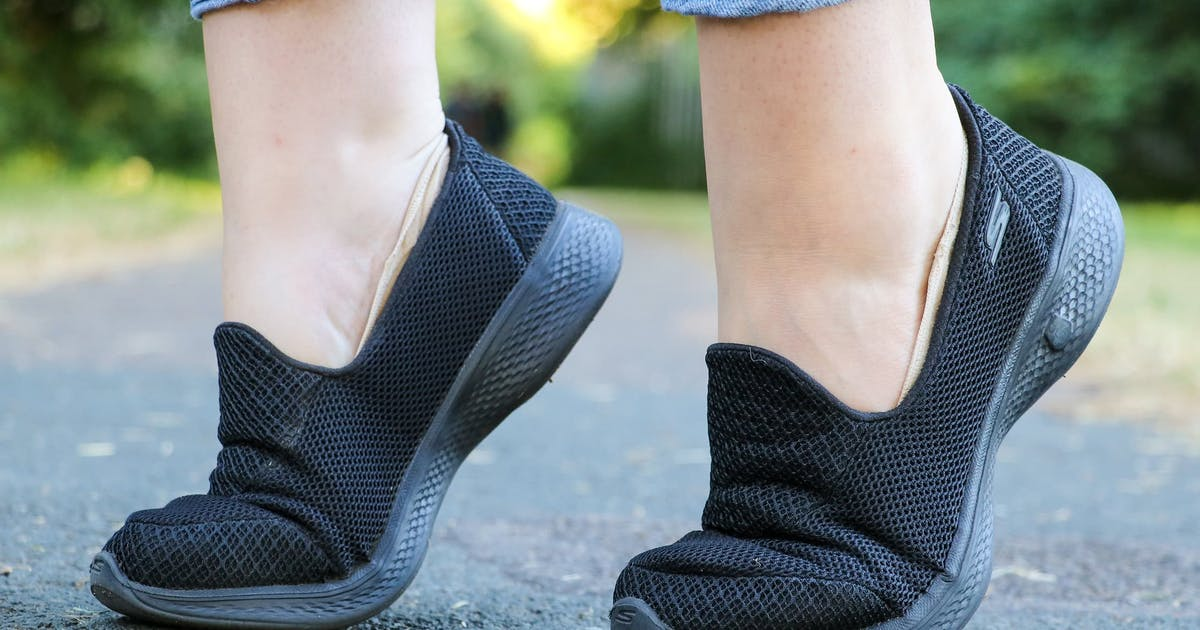 top-rated official unique design Clearance sale Skechers GOwalk 4 Travel Shoes Review | Pack Hacker