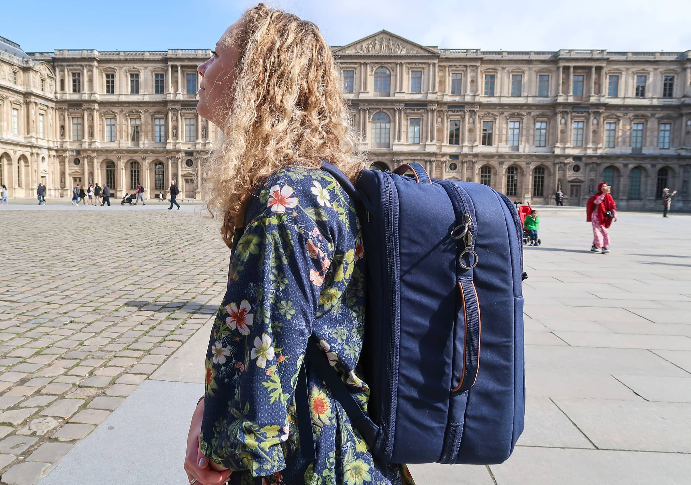 Fjallraven Travel Pack Streamline & Minimalistic Design