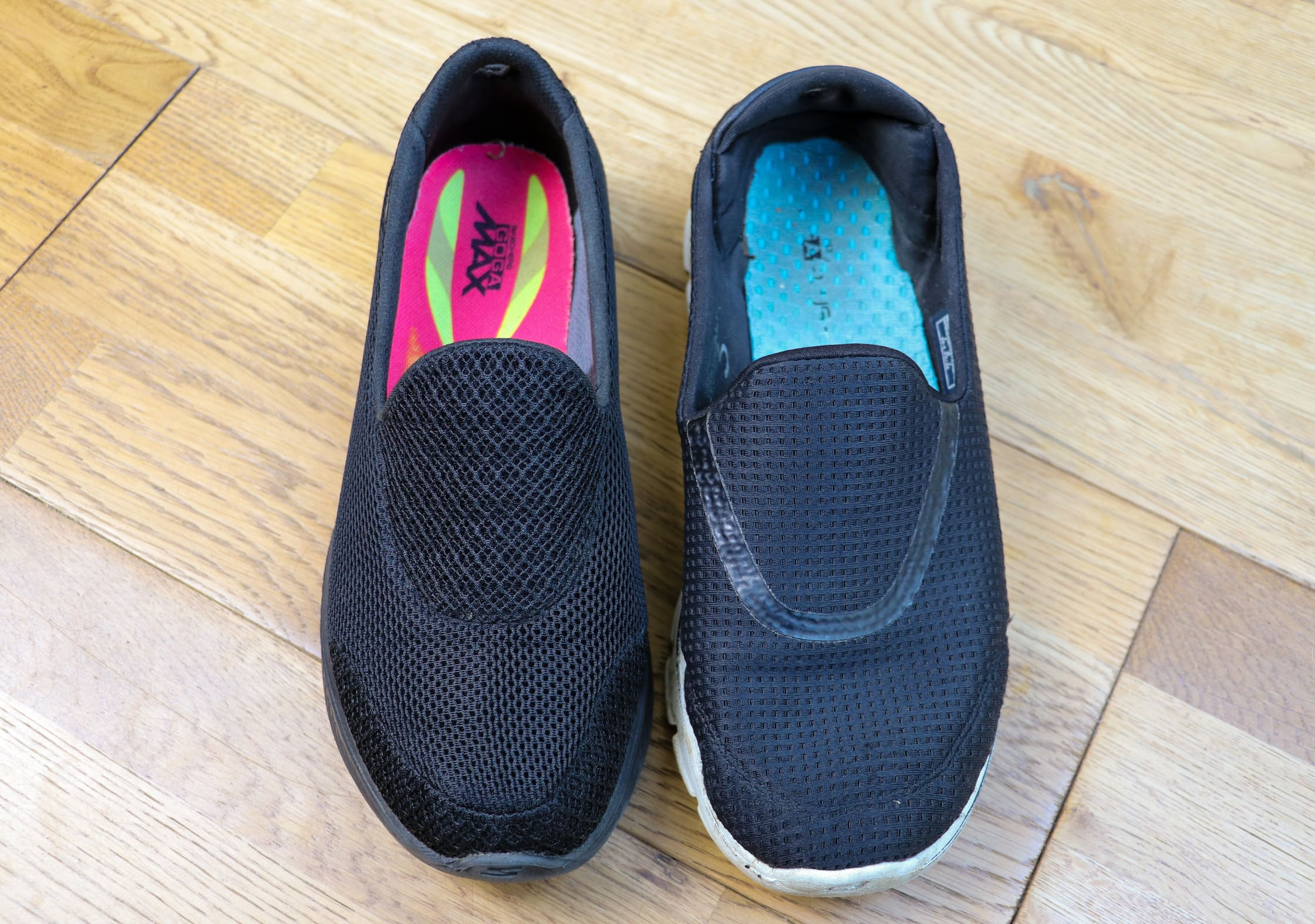 Skechers GOwalk 4 Travel Shoes Review | Pack Hacker