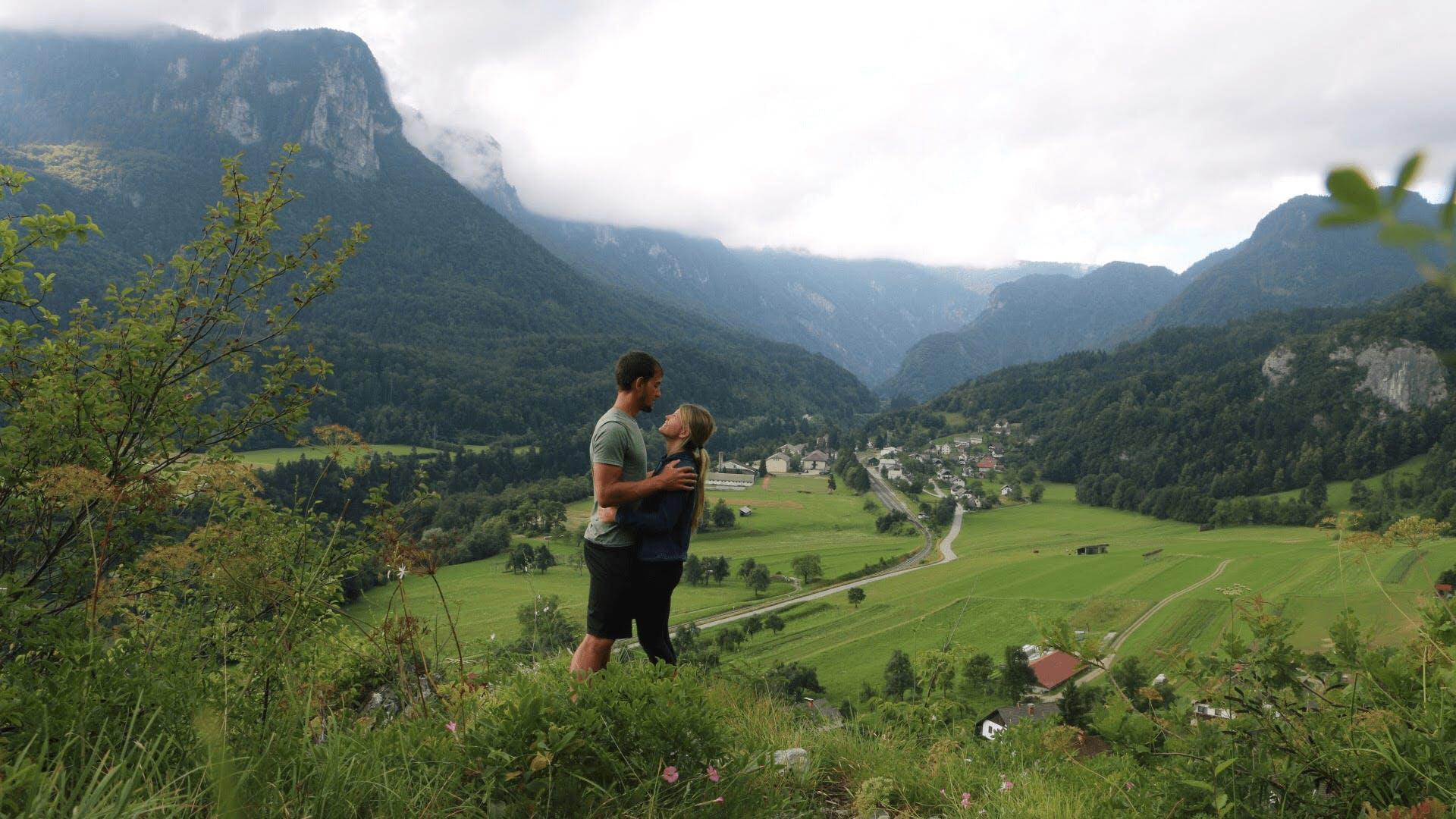Shalee & Josh in Slovenia