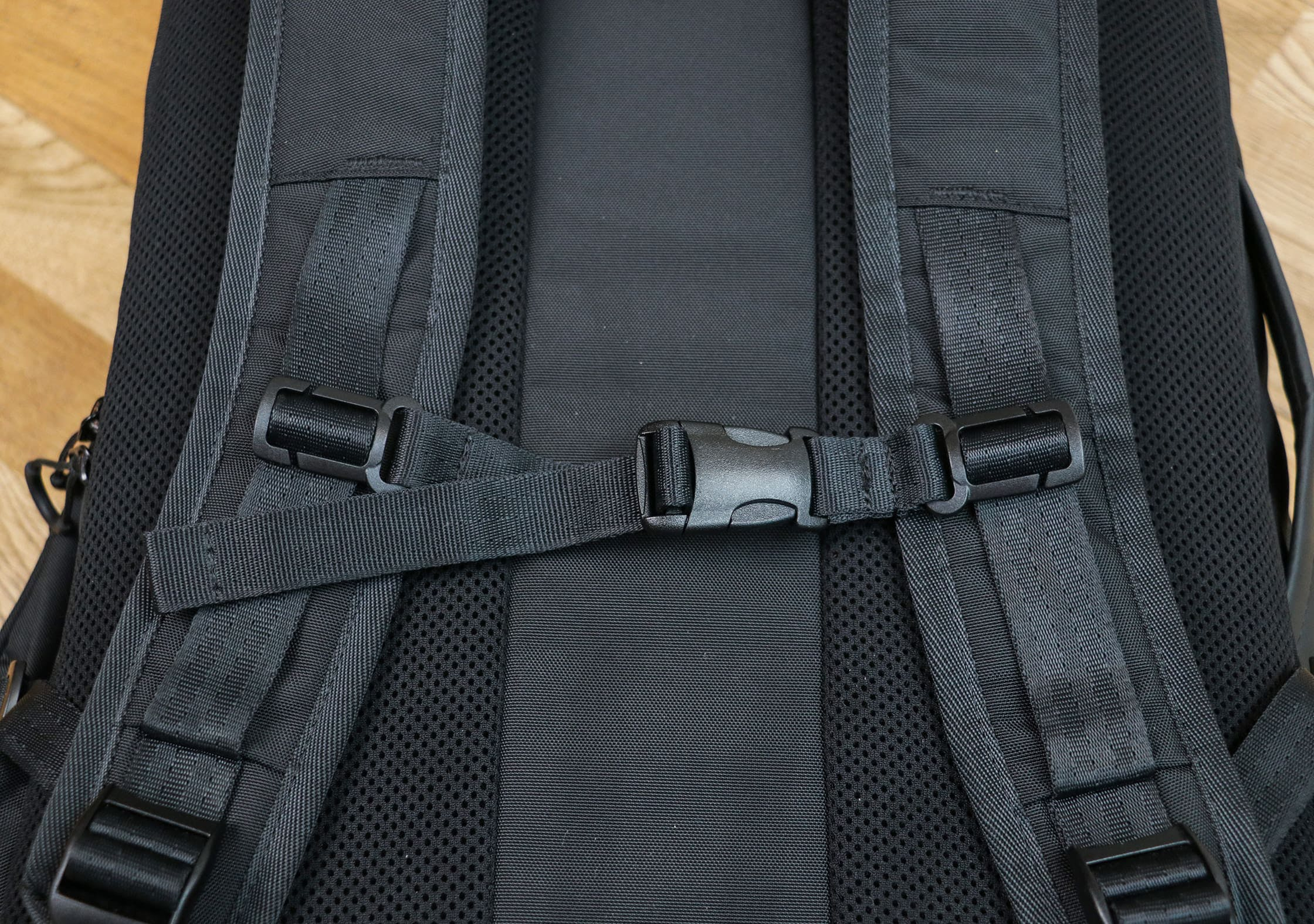 OPPOSETHIS Invisible Carry-On Adjustable And Removable YKK Sternum Strap