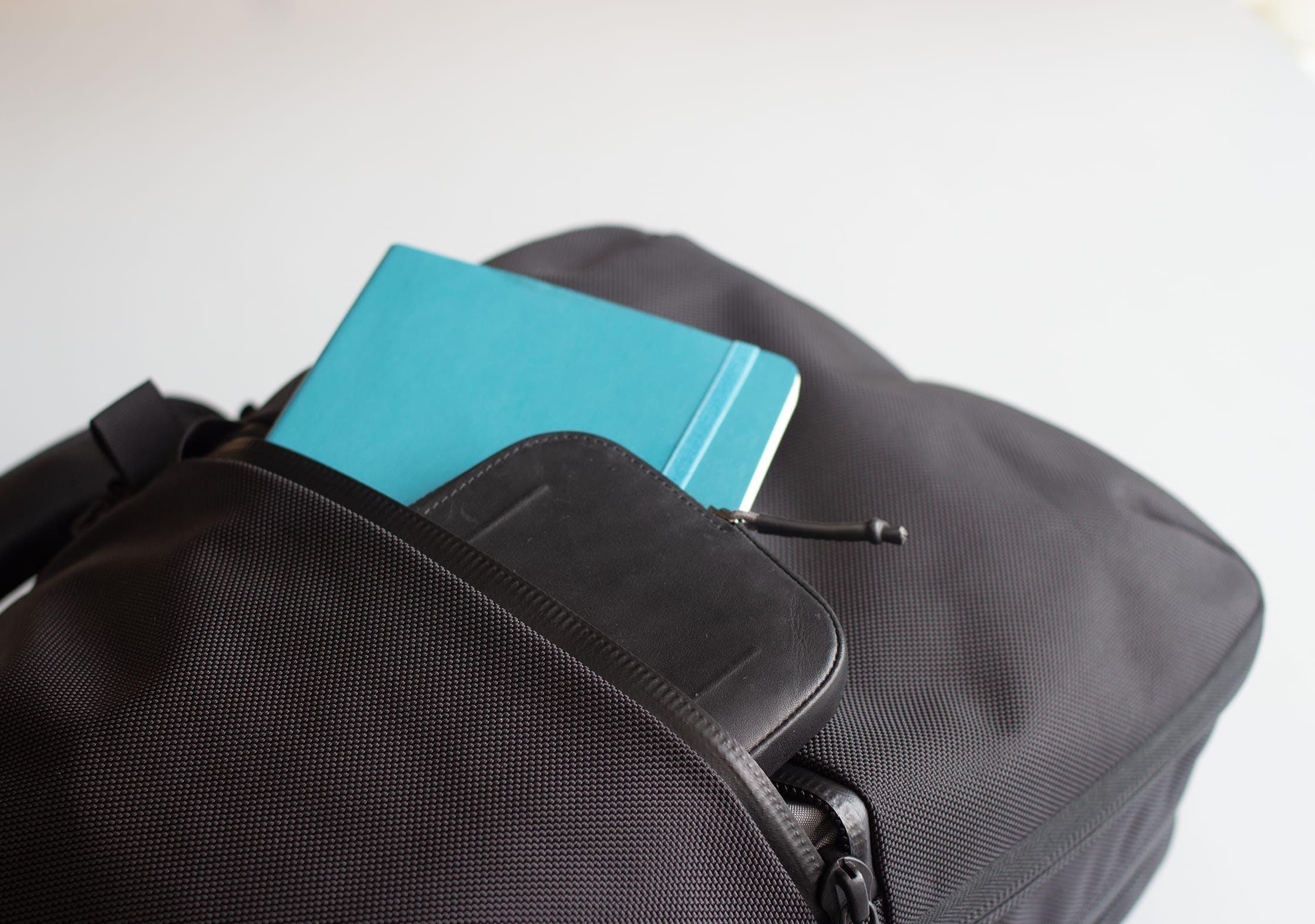 Aer Flight Pack 2 Front Pocket