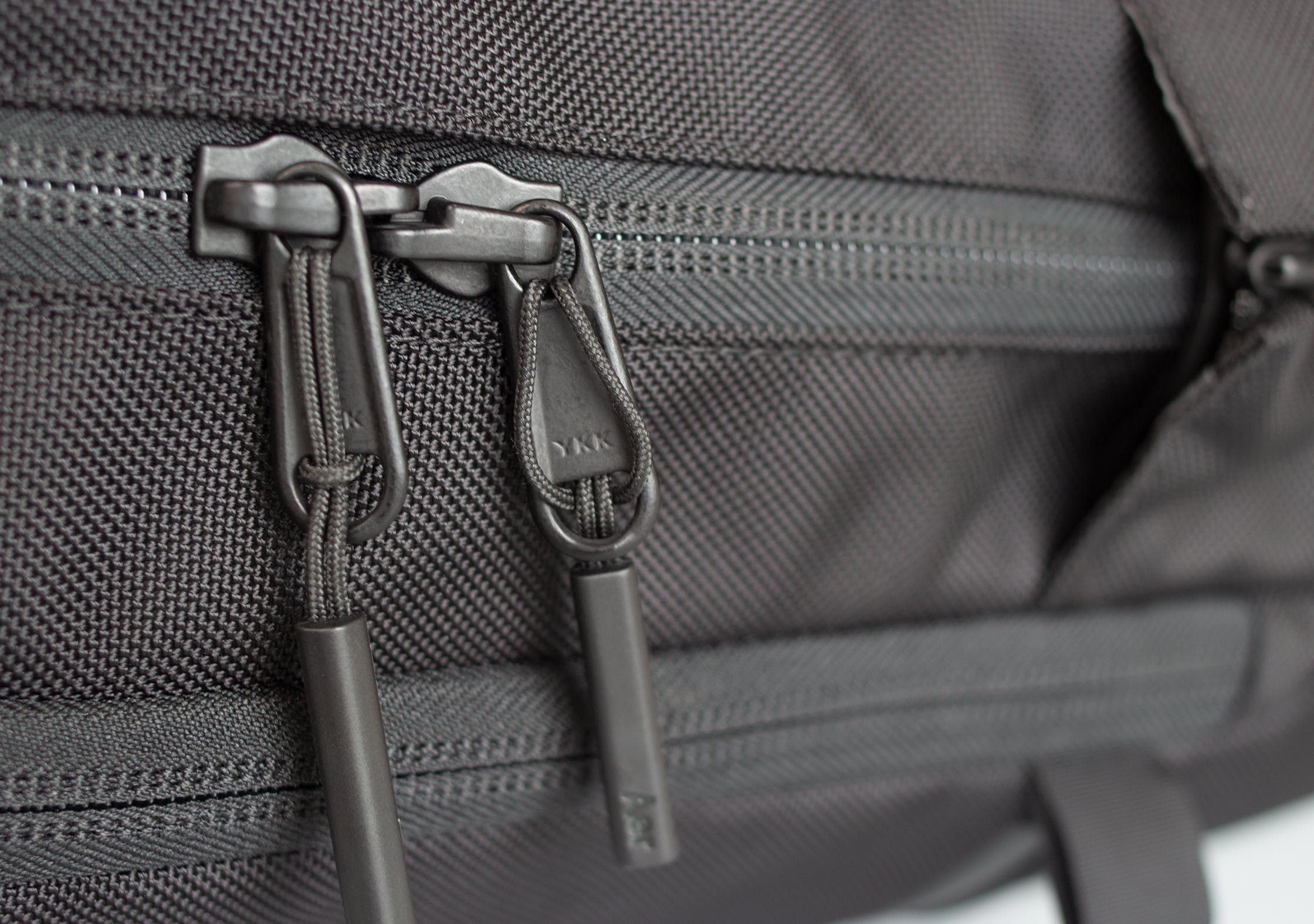 Aer Flight Pack 2 YKK Zippers