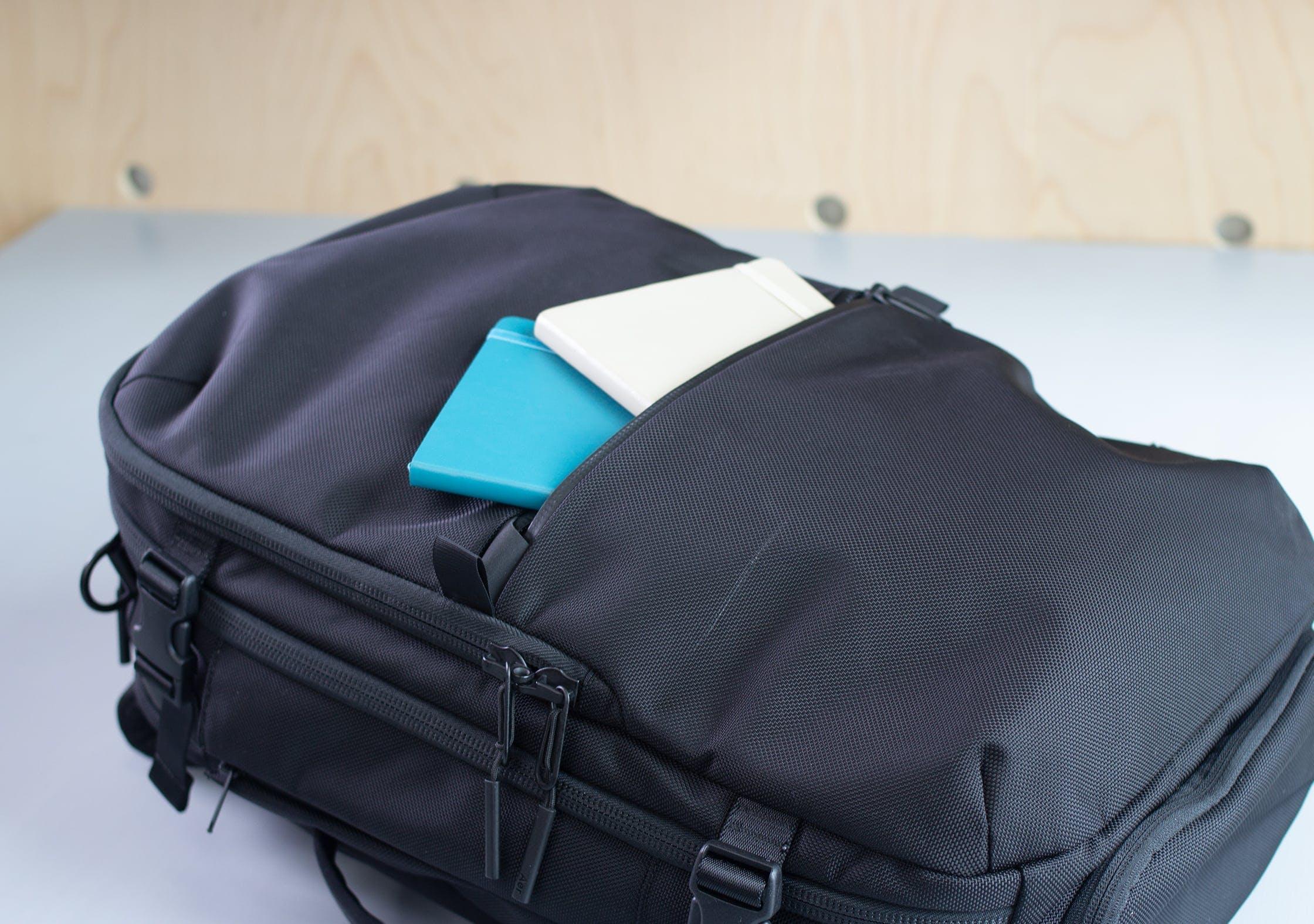 Aer Travel Pack 2 Front Pocket