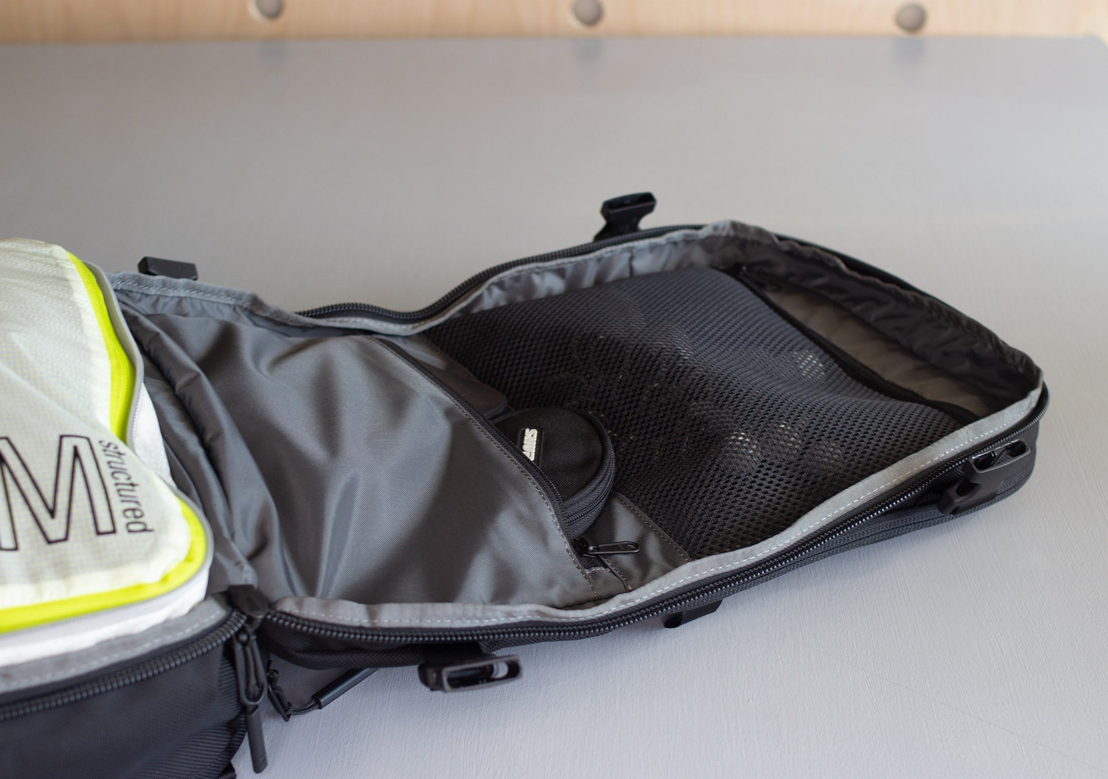 Aer Travel Pack 2 Interior Pockets
