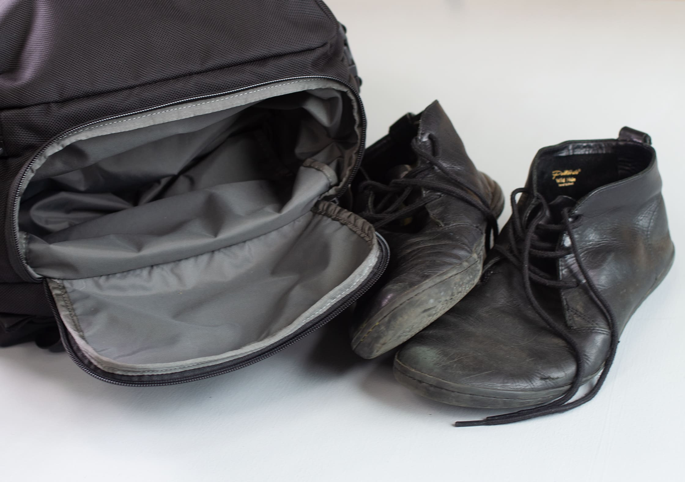 Aer Travel Pack 2 Shoe Compartment