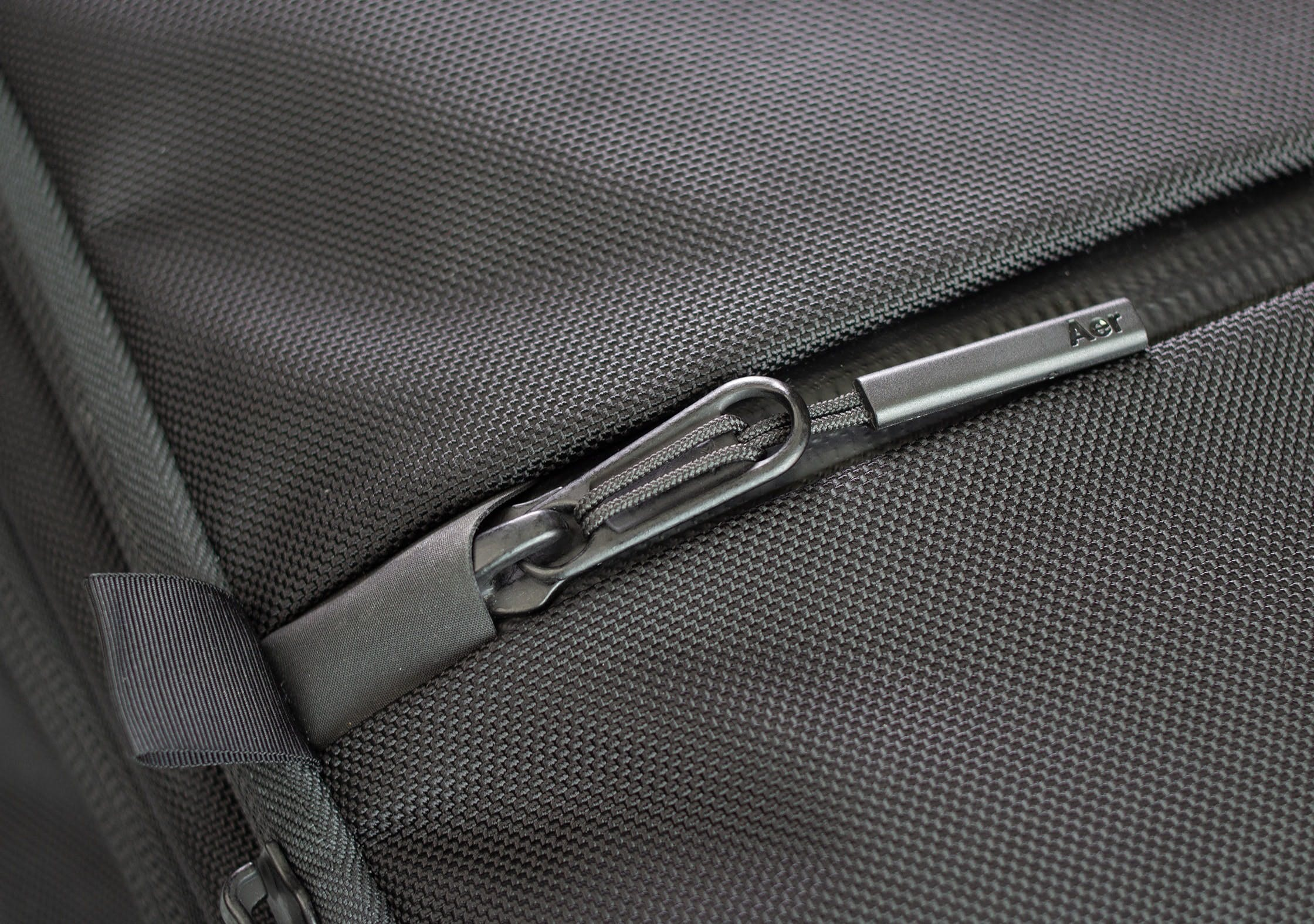 Aer Travel Pack 2 Aquaguard Zipper System