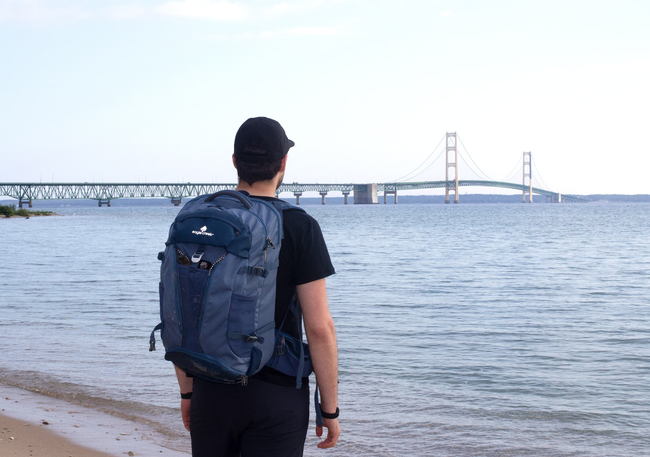 Eagle Creek Global Companion 40L Travel Pack in Mackinaw City, Michigan